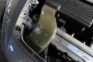 S2000 SPOONカーボンインテークダクト