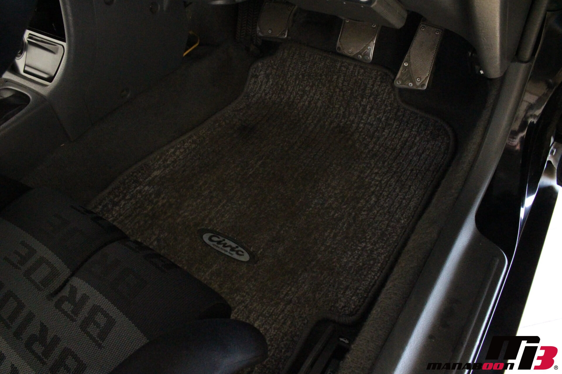 シビックEG6 運転席マット画像