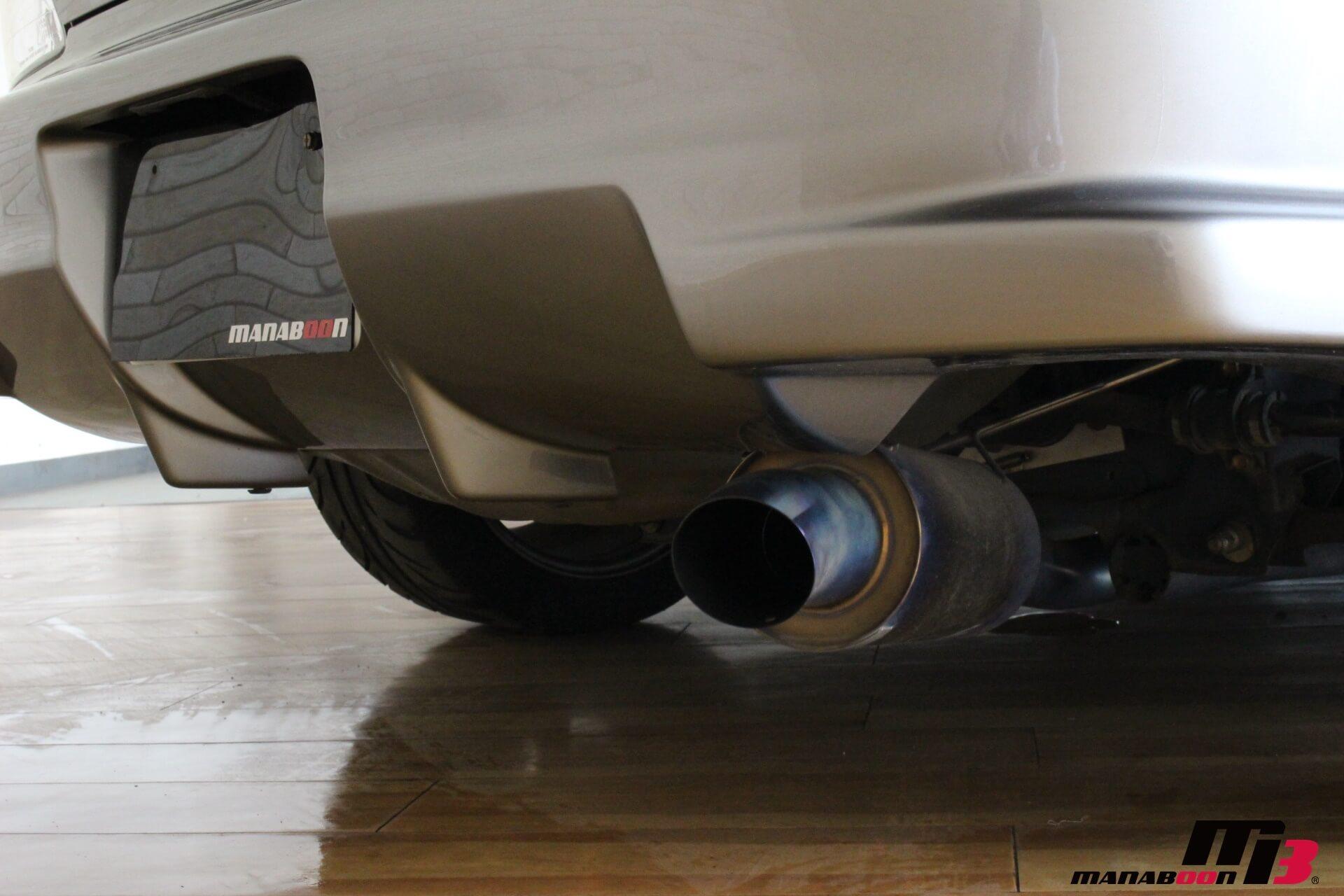 S2000 J'sracingマフラー画像