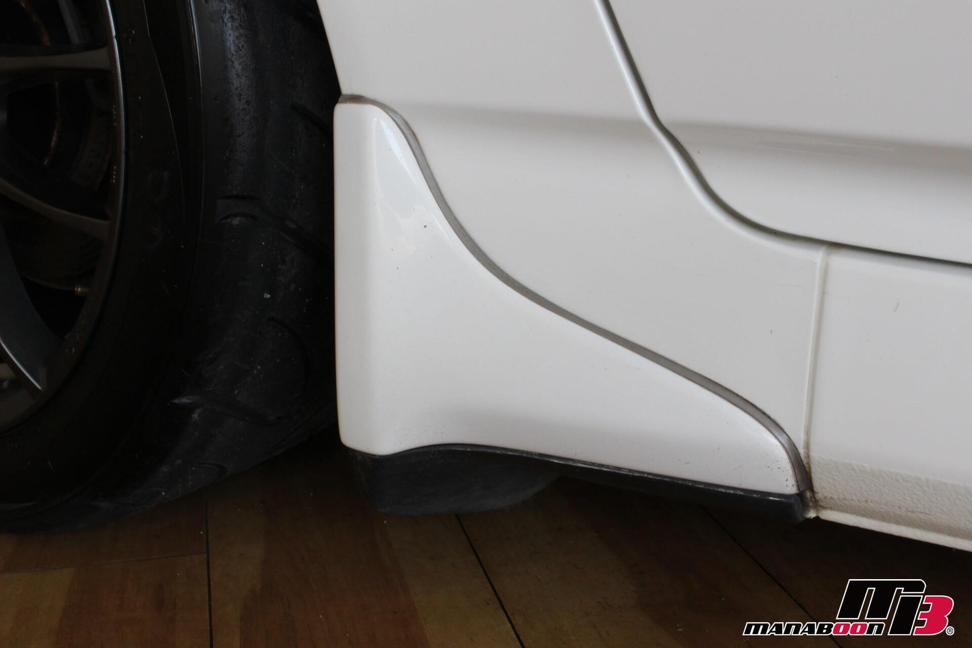 S2000 純正オプションサイドストレーキ画像