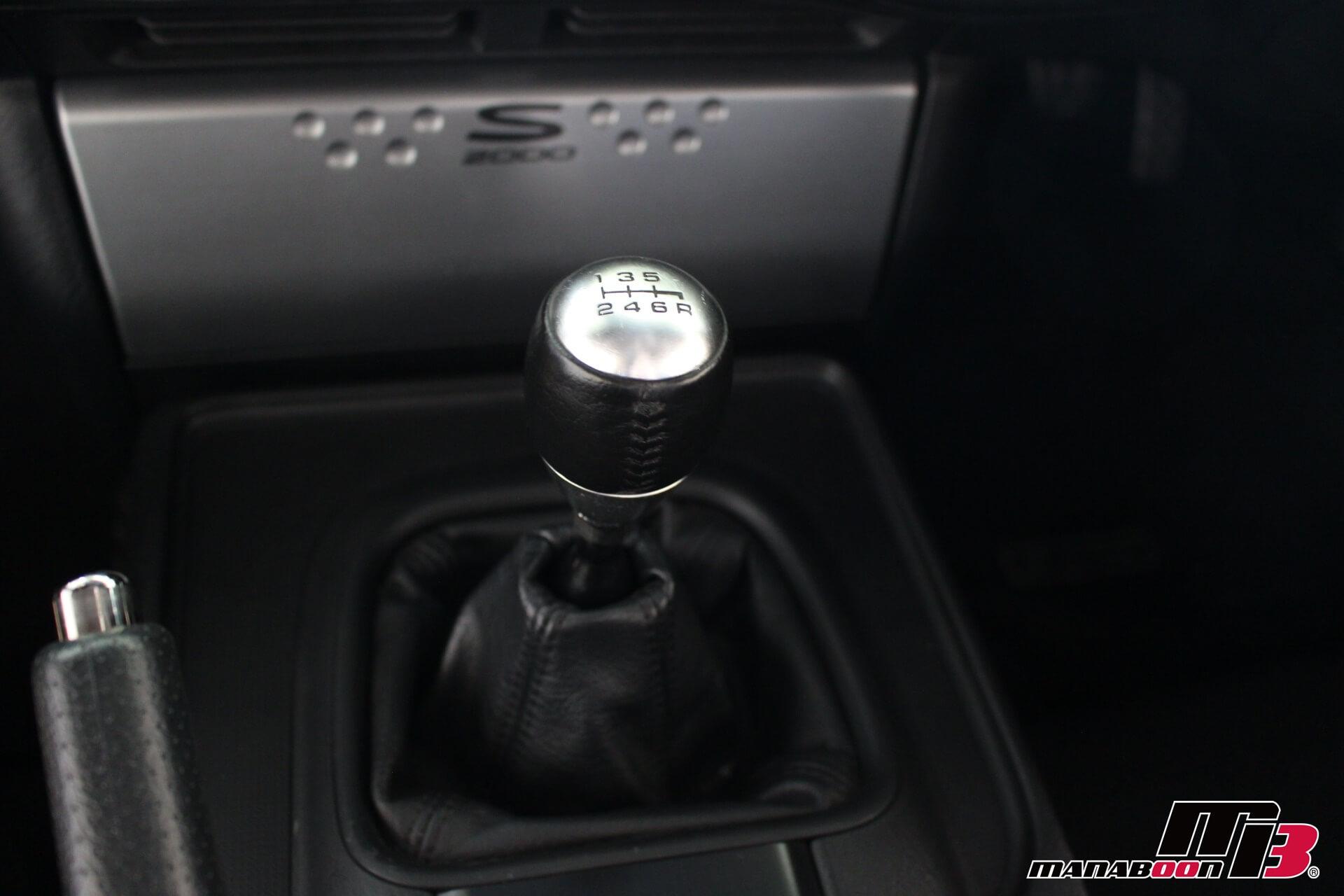 AP2 S2000シフトノブ画像