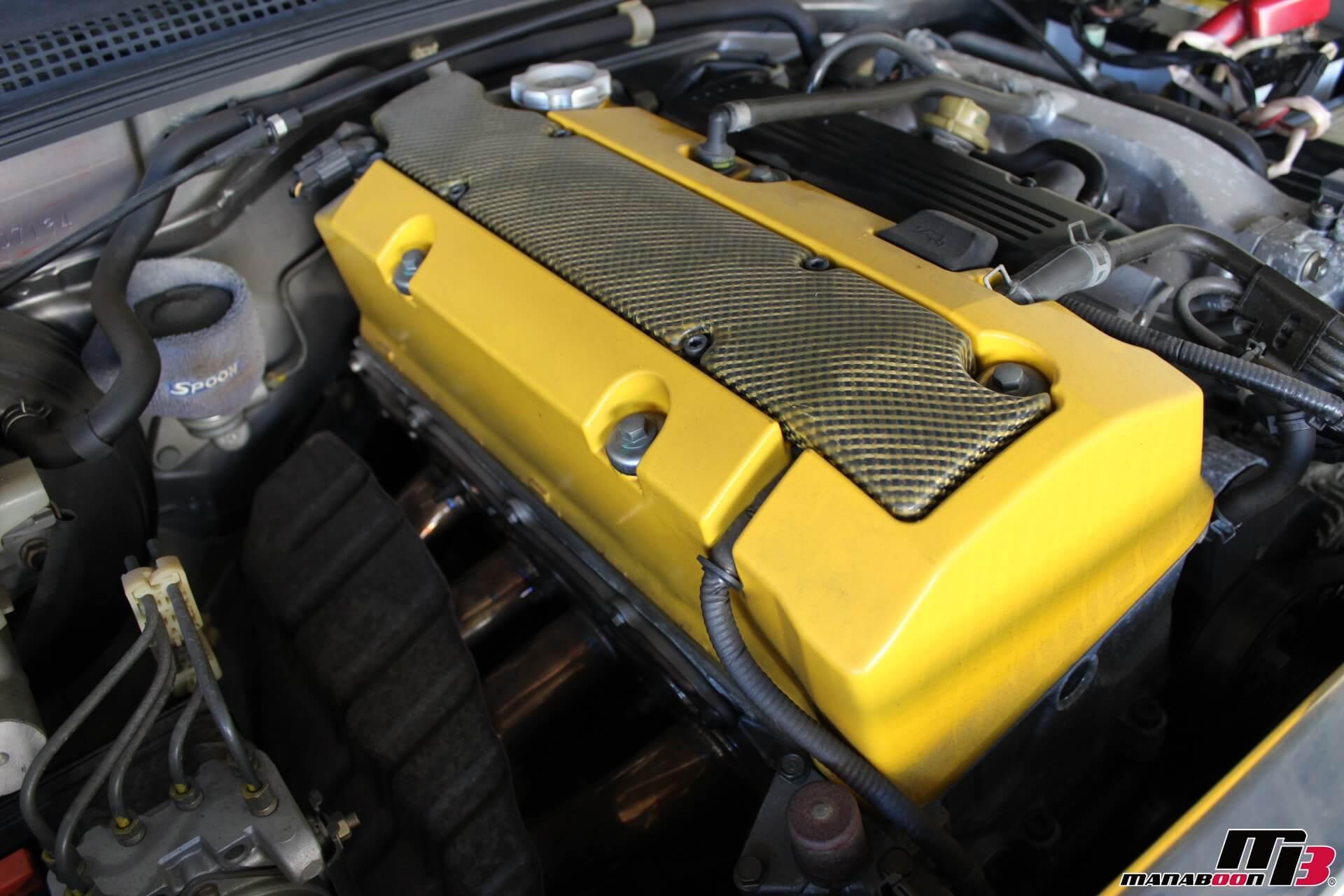 S2000 SPOON ヘッドカbー画像