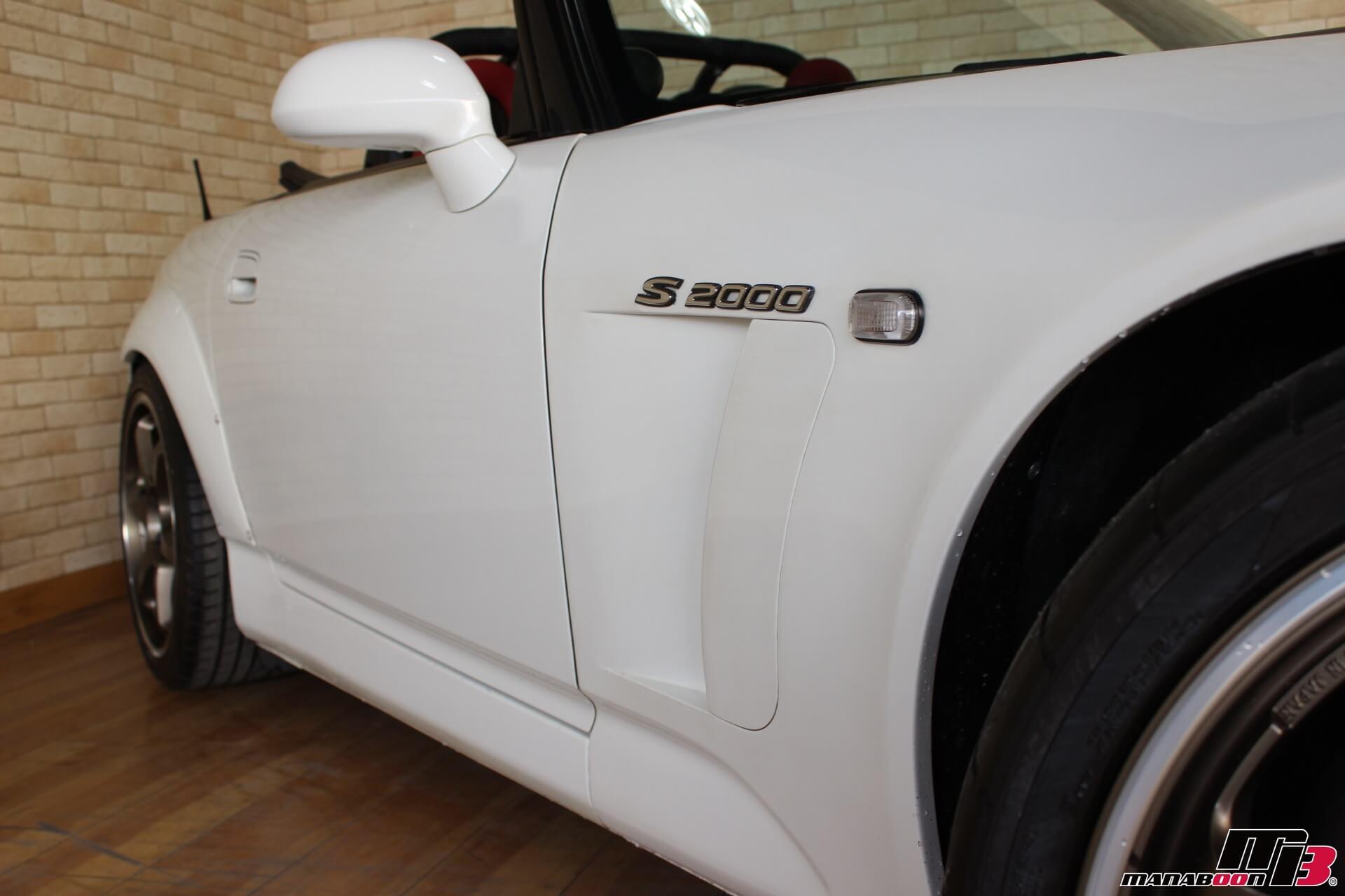 S2000ASMフロントフェンダー