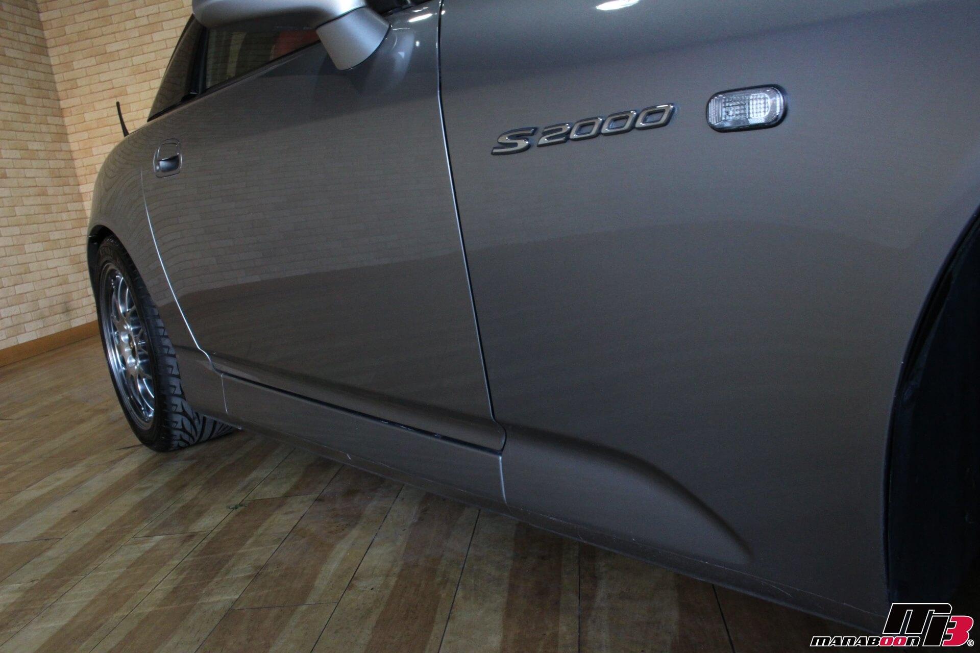 S2000右側面画像