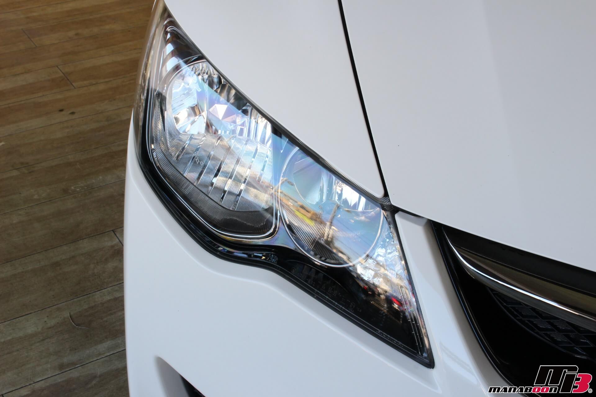 シビックタイプR(FD2)ヘッドライト画像