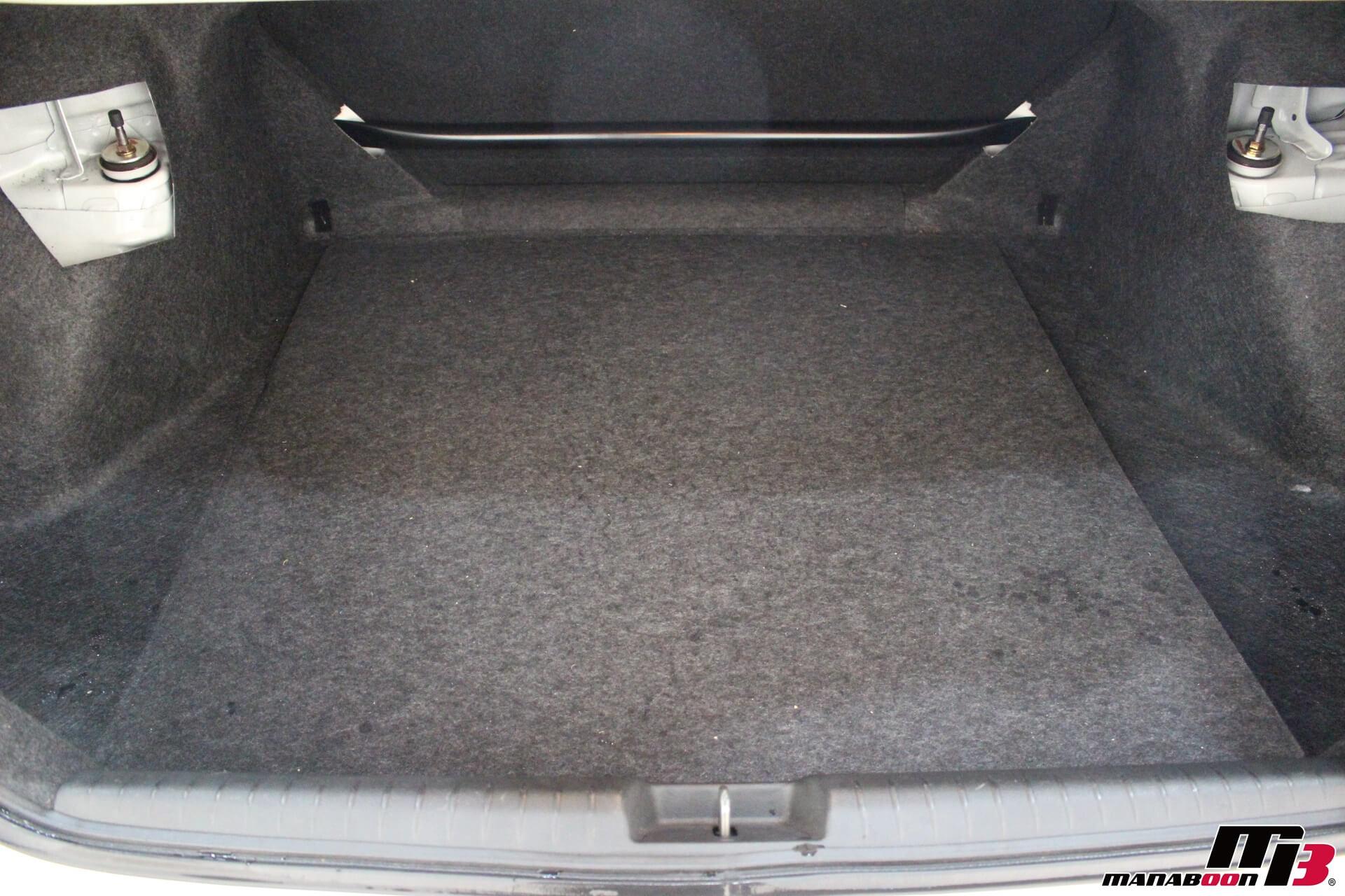 シビックタイプR(FD2)トランク画像