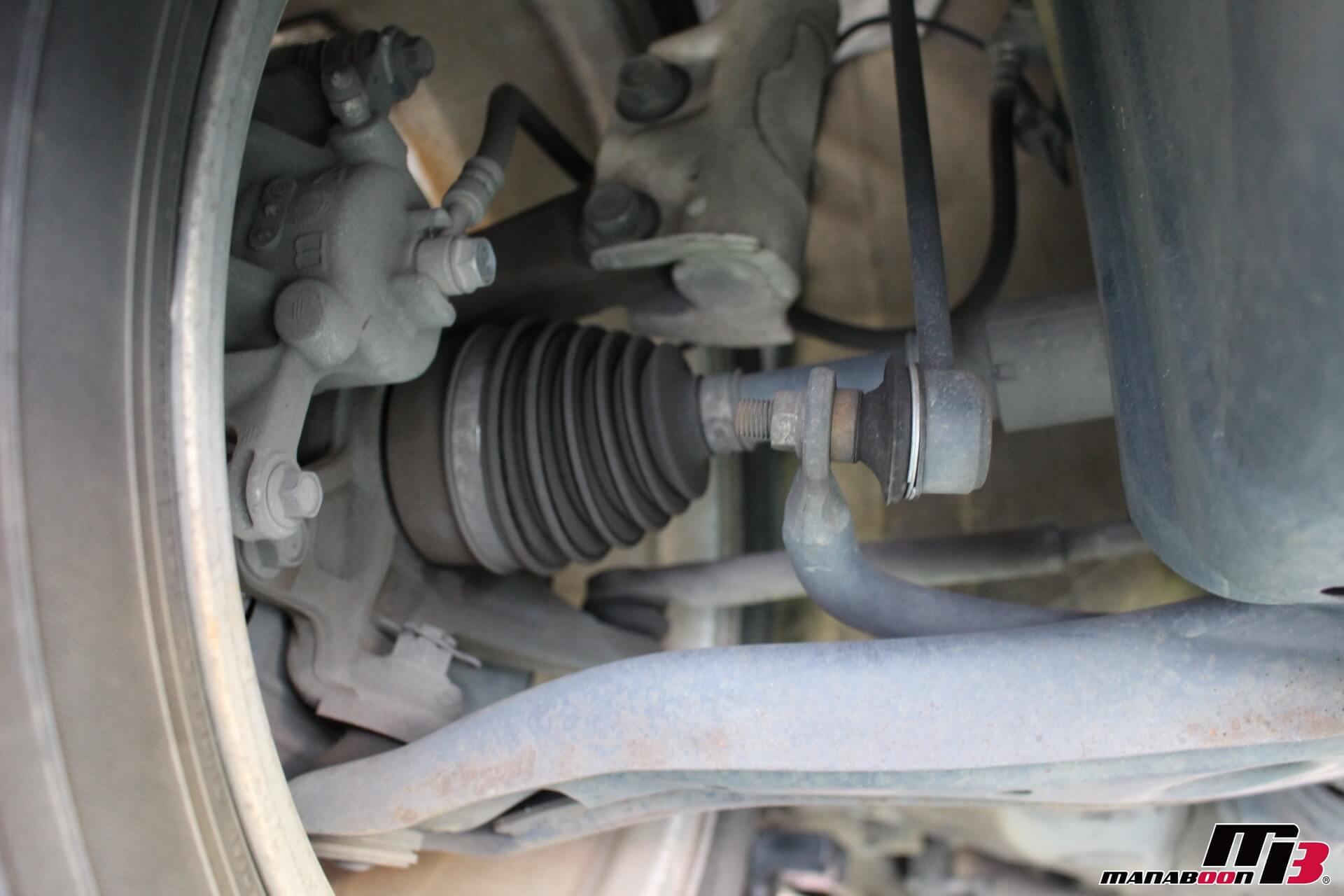 フィット(GE8)ドライブシャフト画像