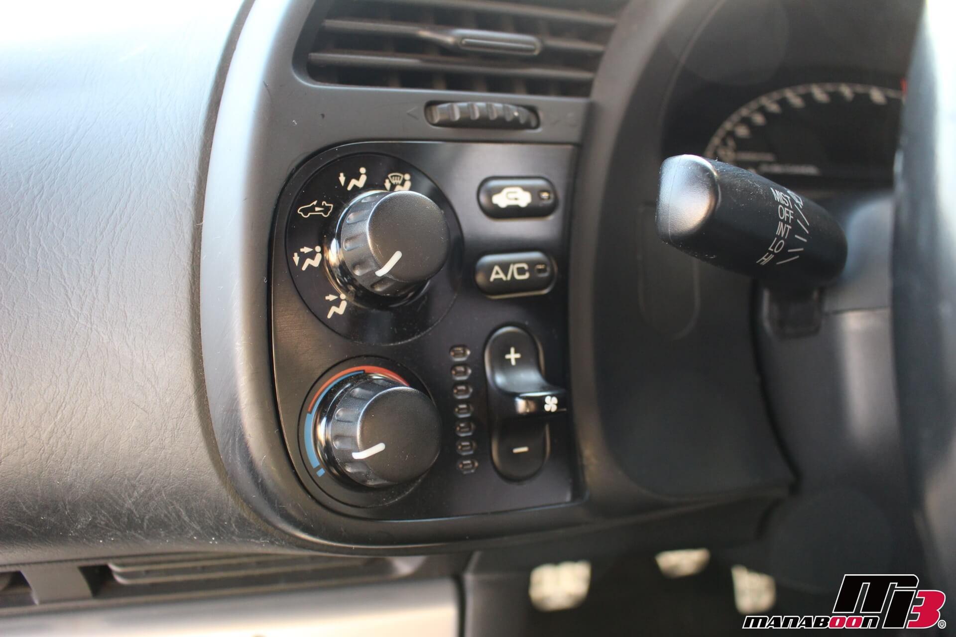 後期S2000内装画像