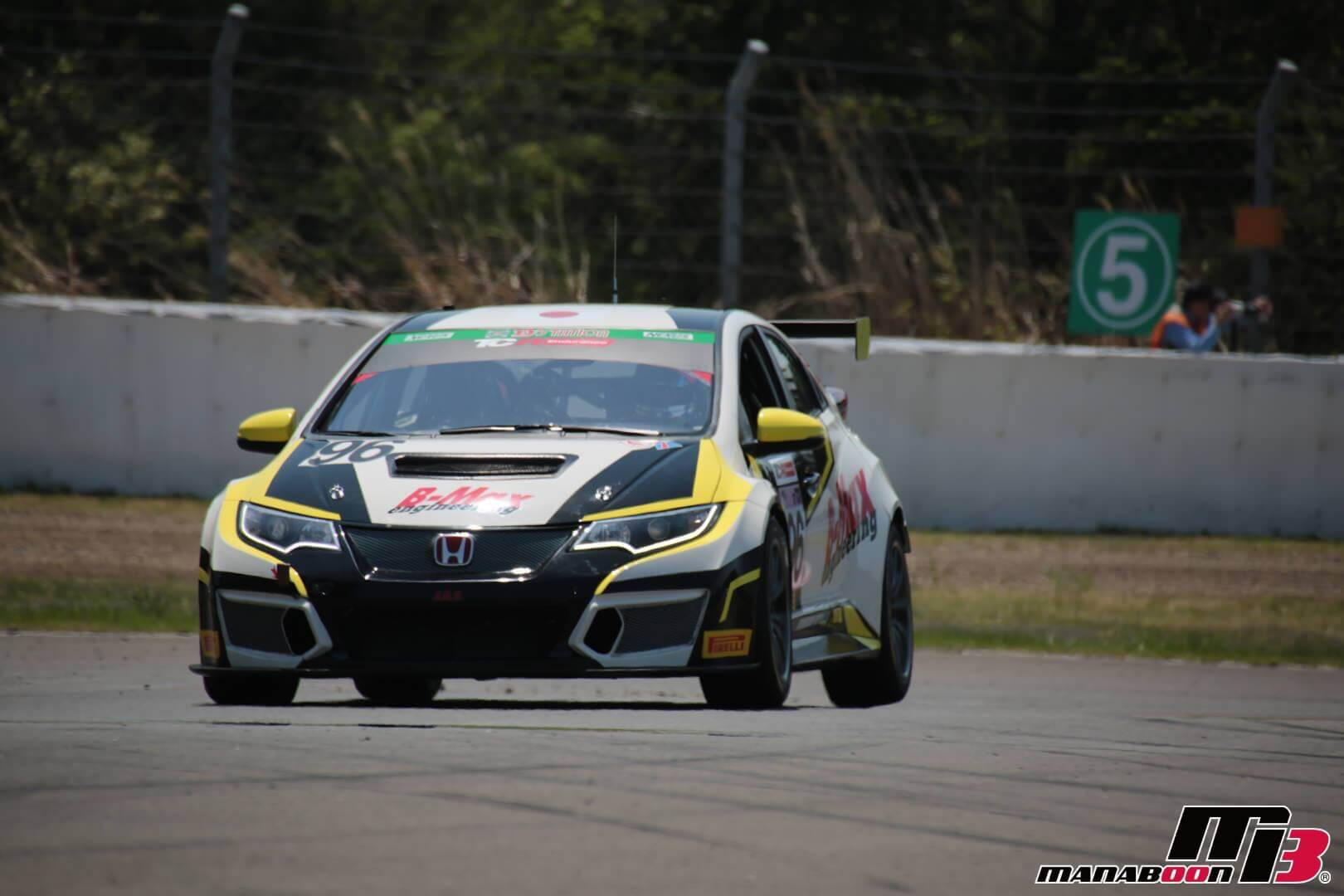 B-MAX Engineering CIVIC TCR