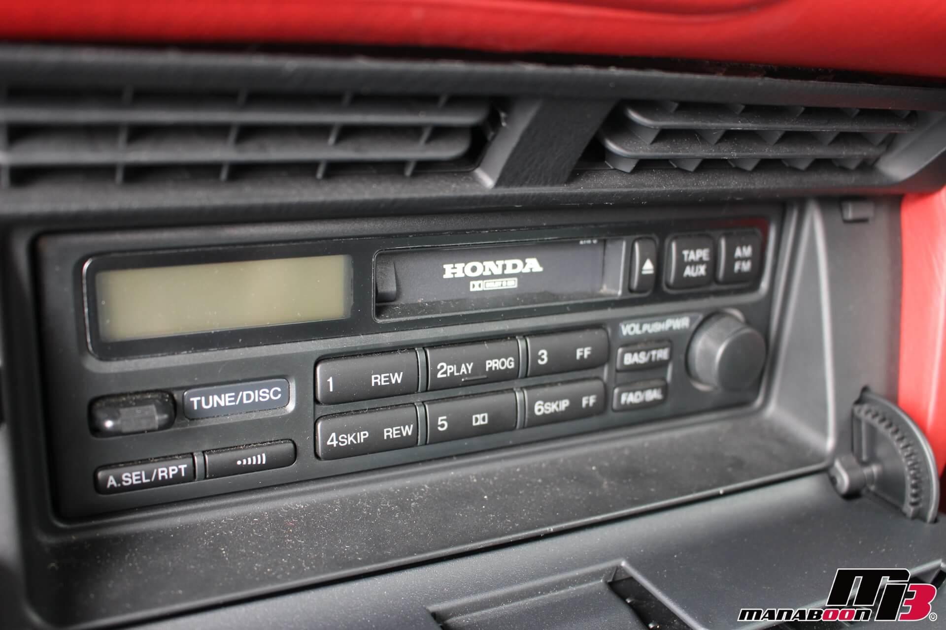 S2000カセットデッキ画像