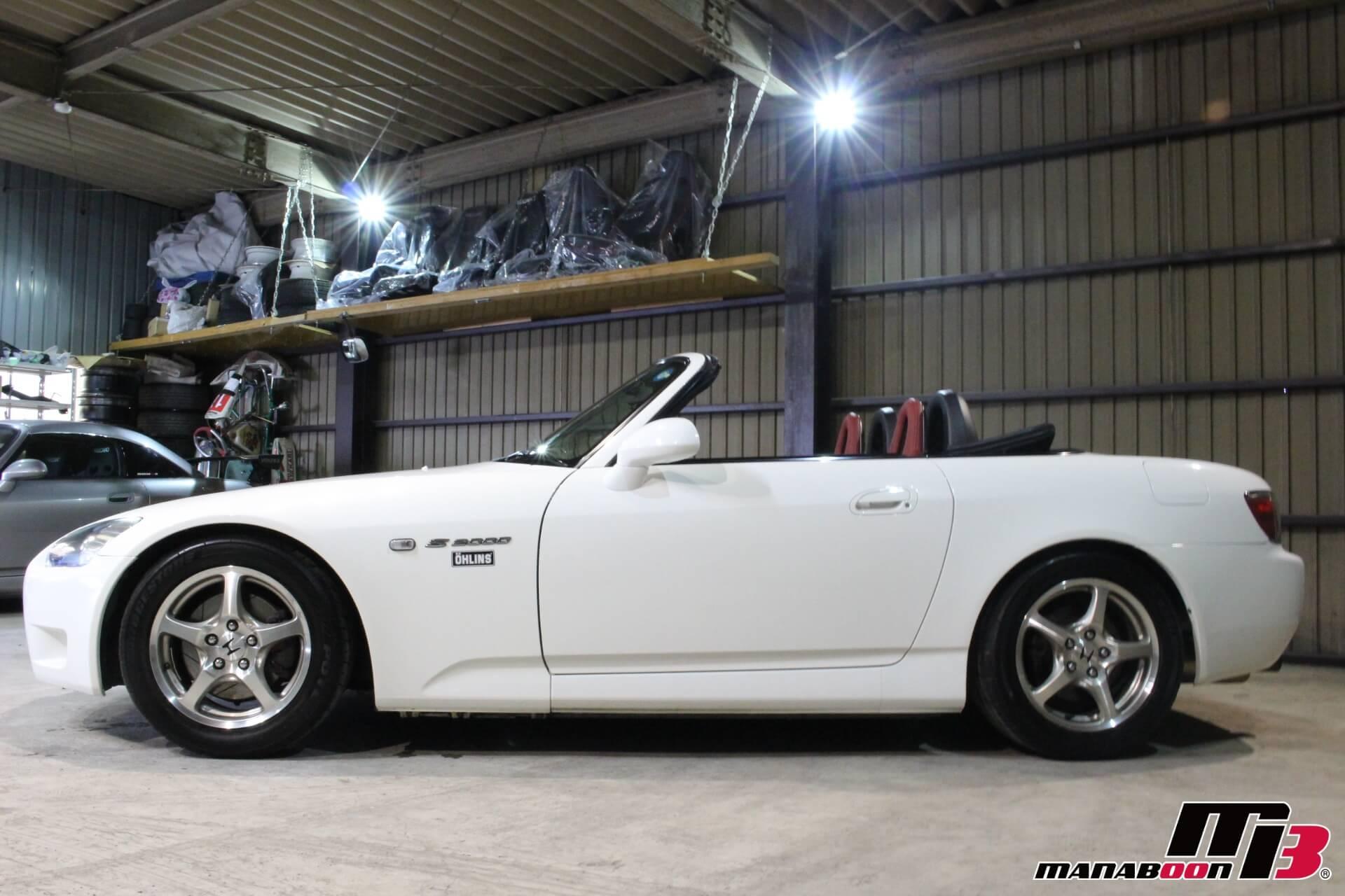 S2000 ワンオーナー車画像