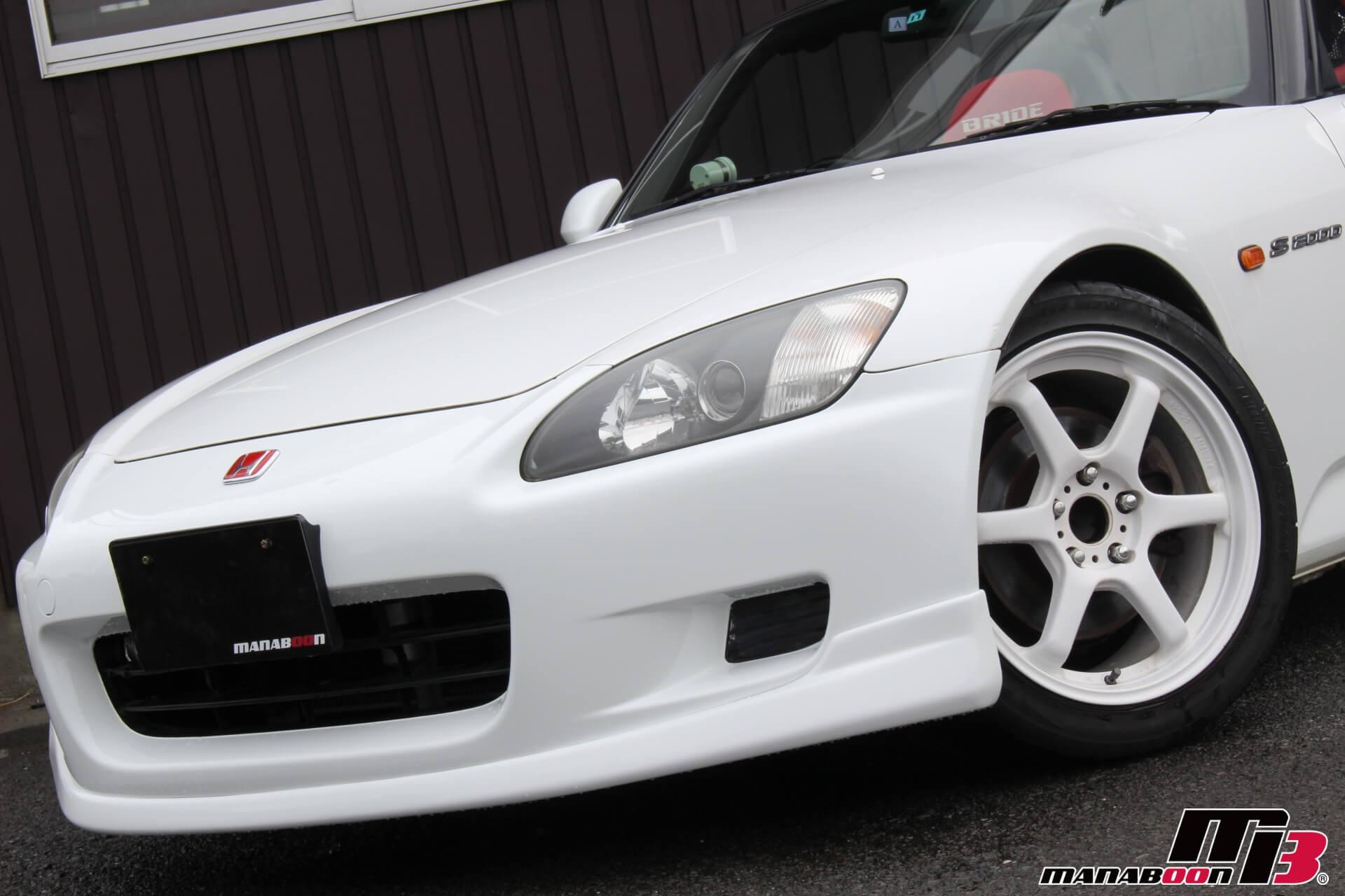 S2000グランプリホワイト画像
