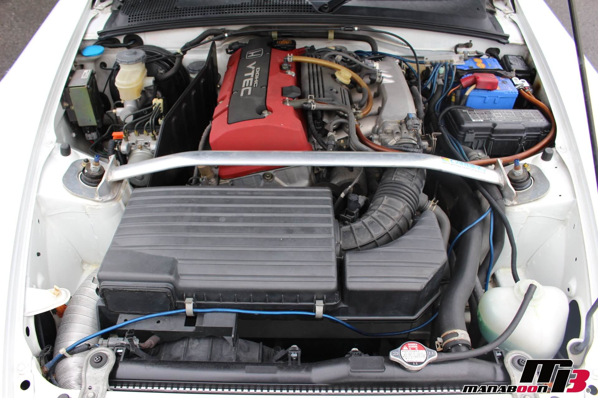 F20Cエンジン画像