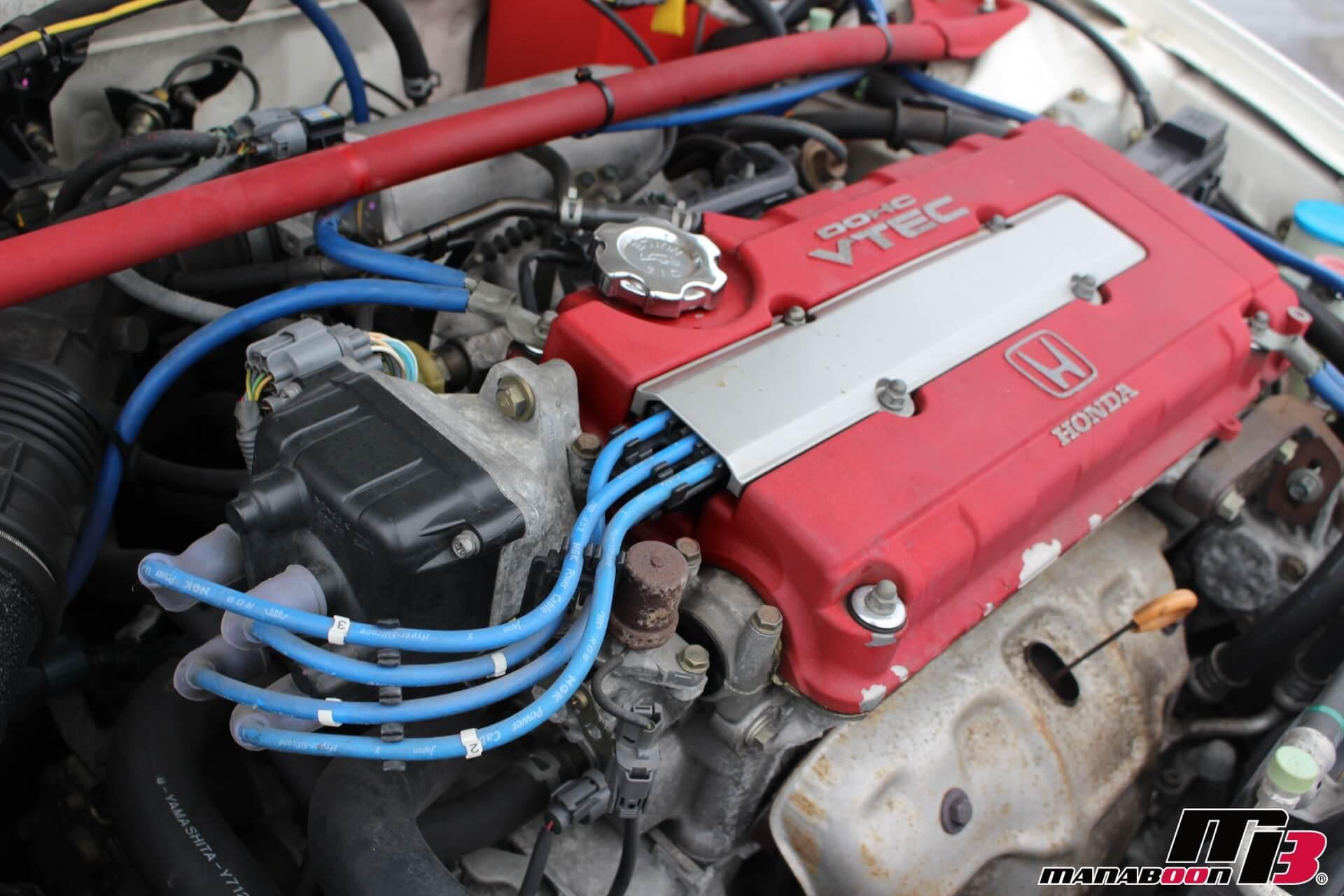 B16Bエンジン画像