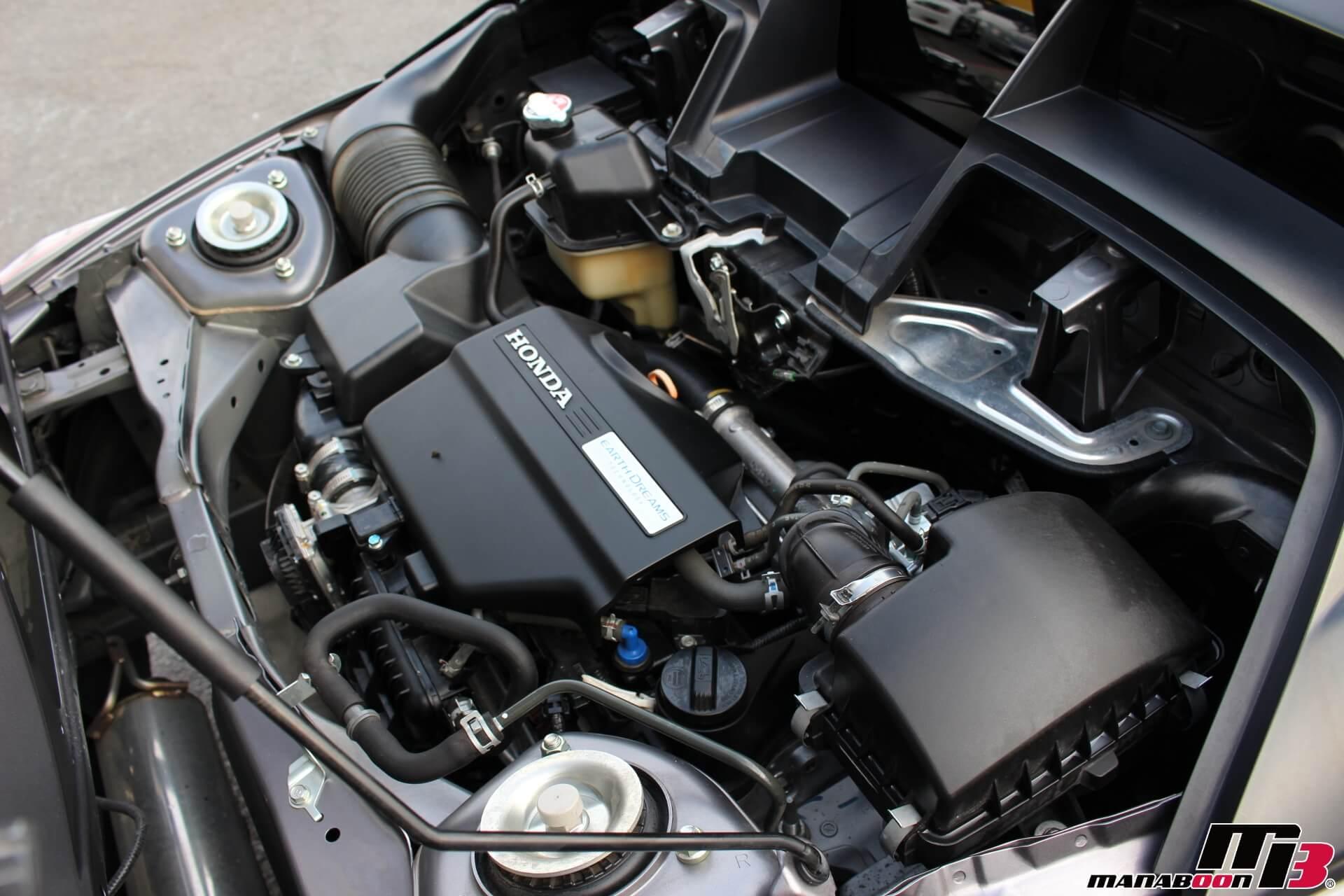 S660(JW5)エンジン画像