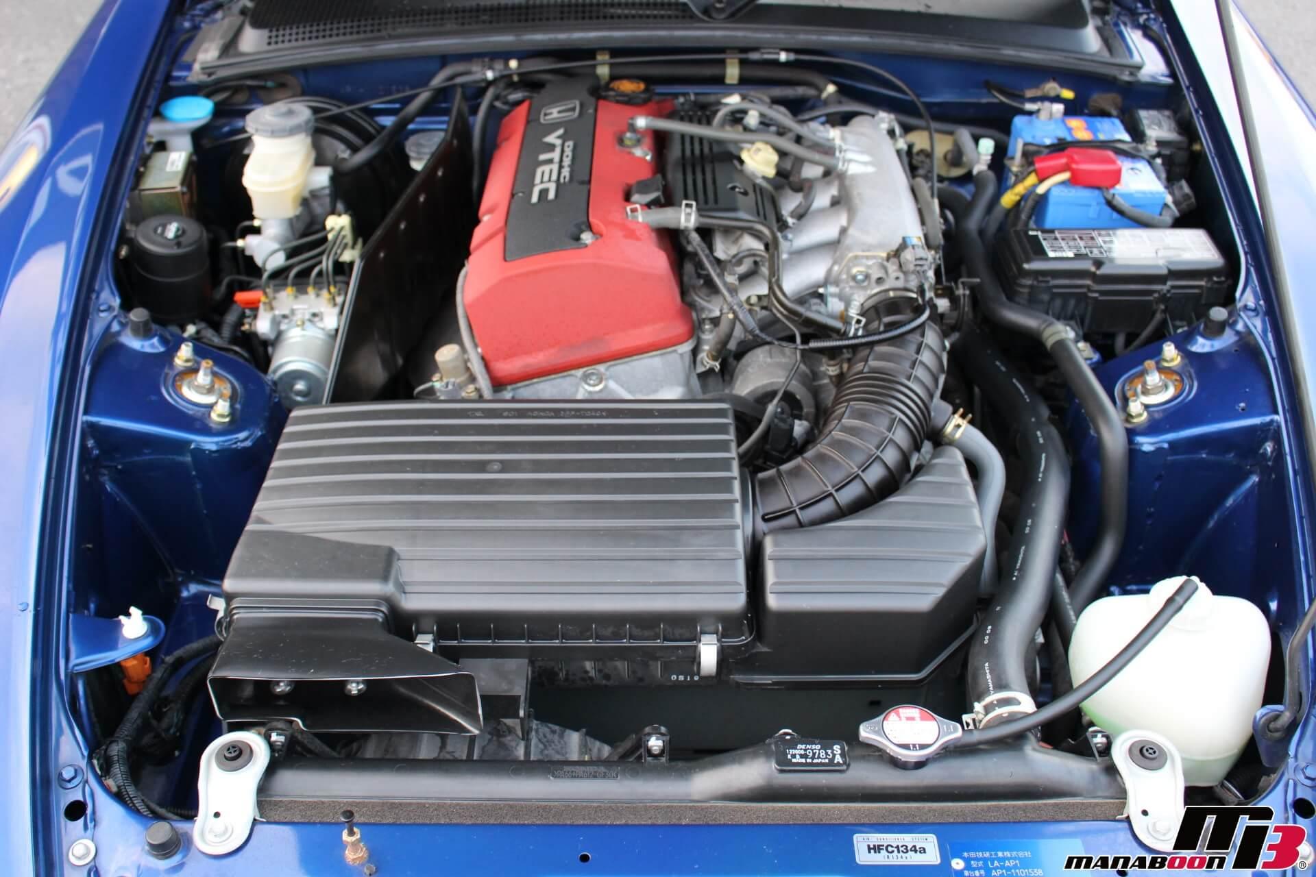 S2000エンジン画像