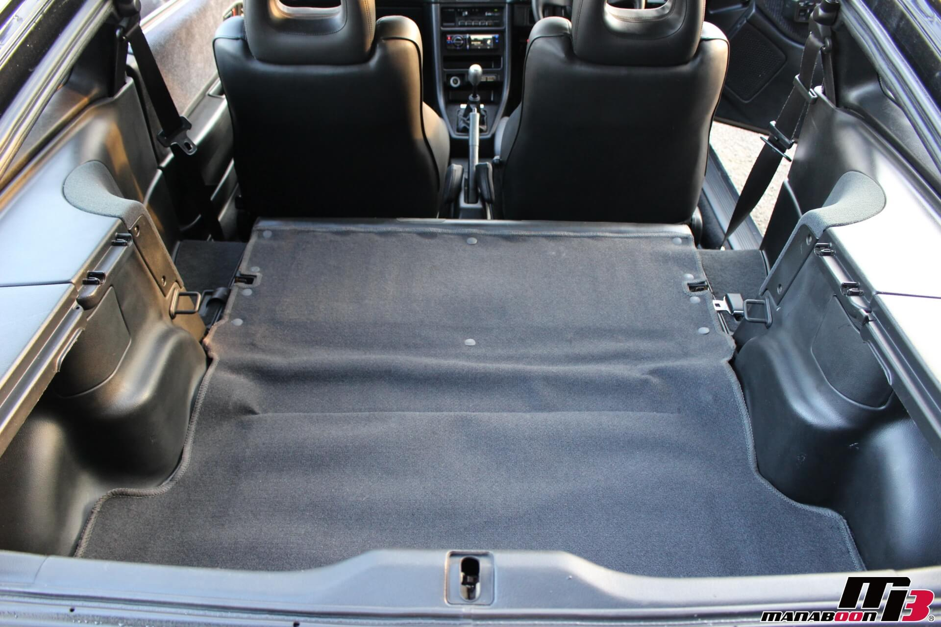 CR-XSIR トランク画像