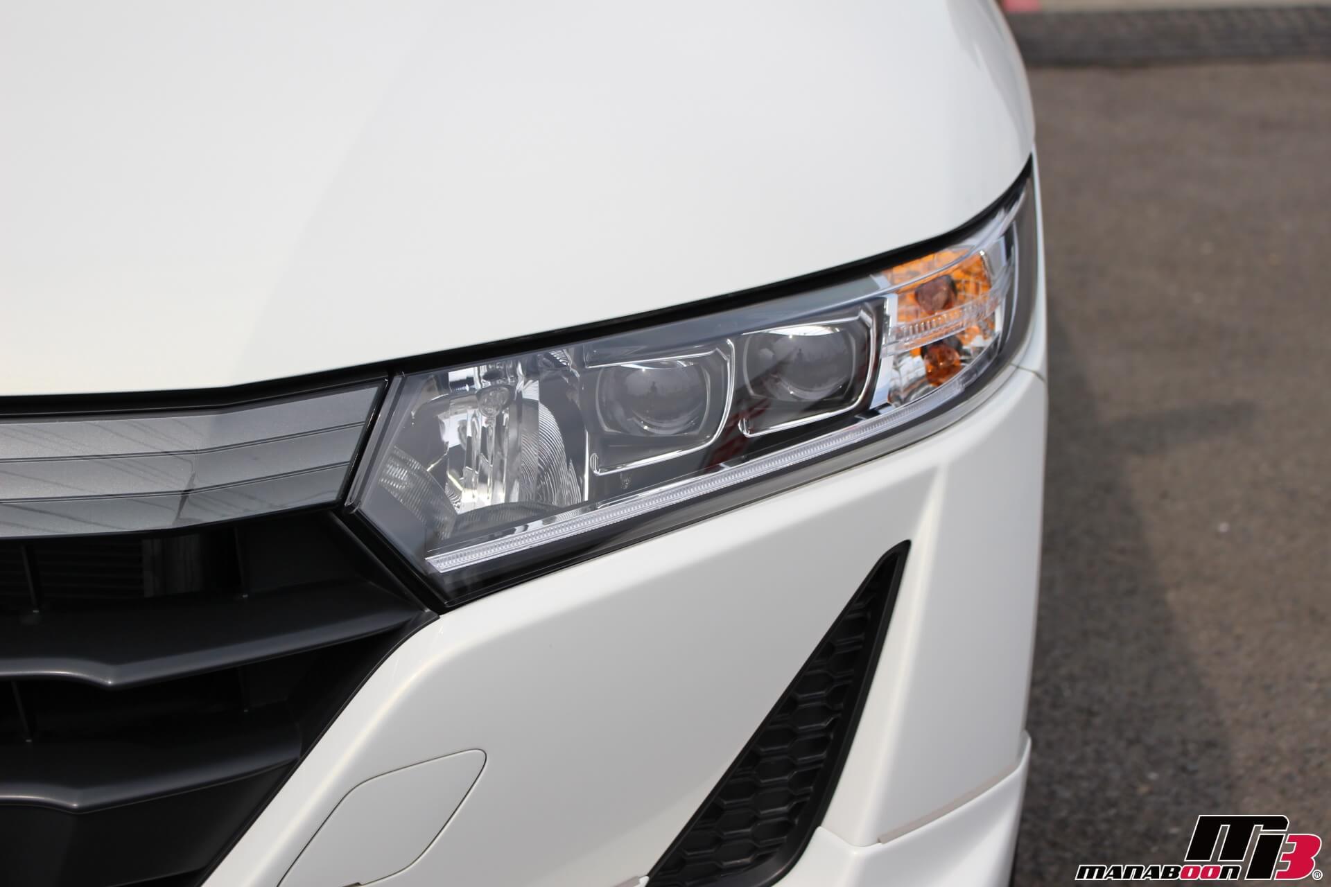 S660LEDヘッドライト画像