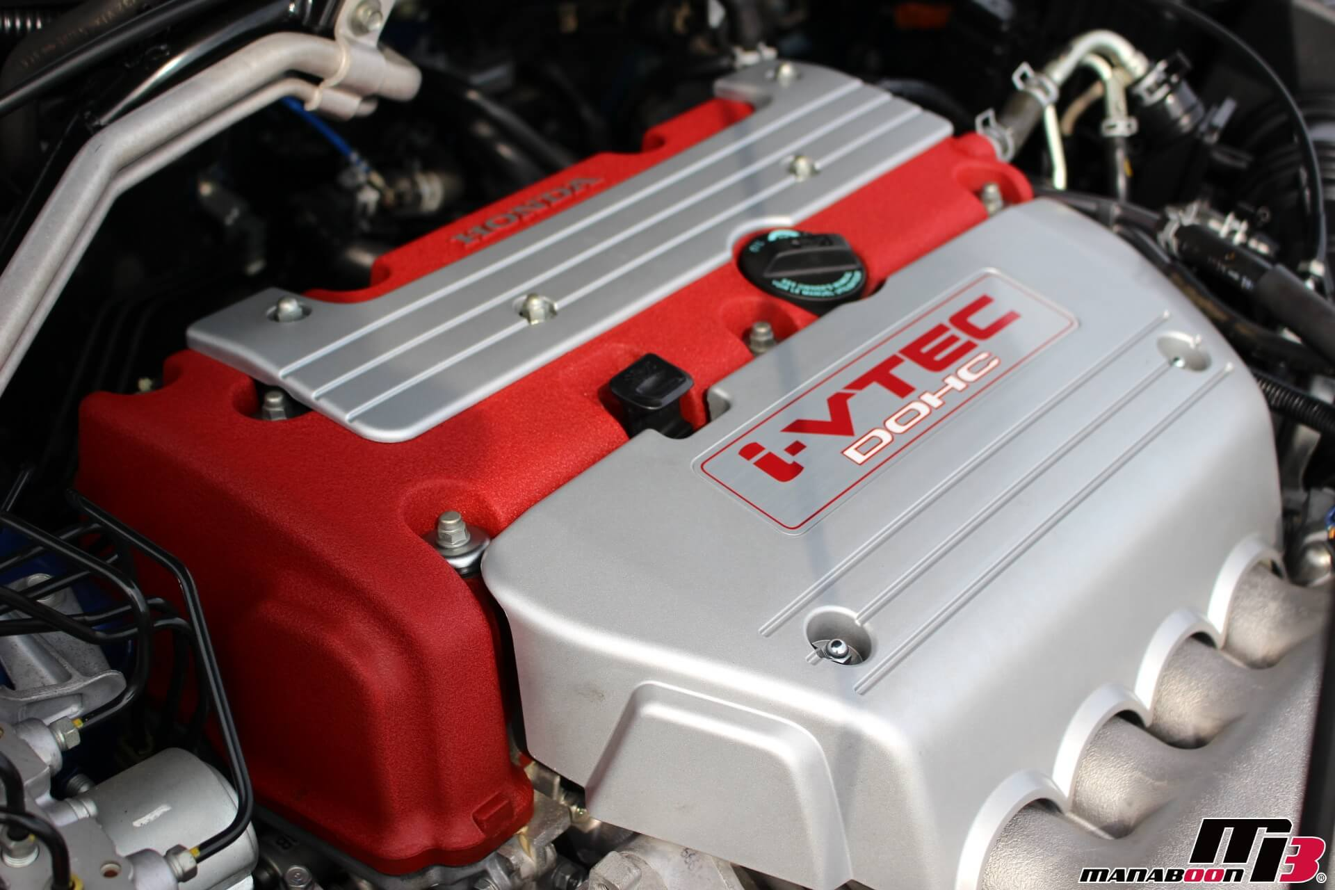 アコードユーロR(CL7)K20Aエンジン画像