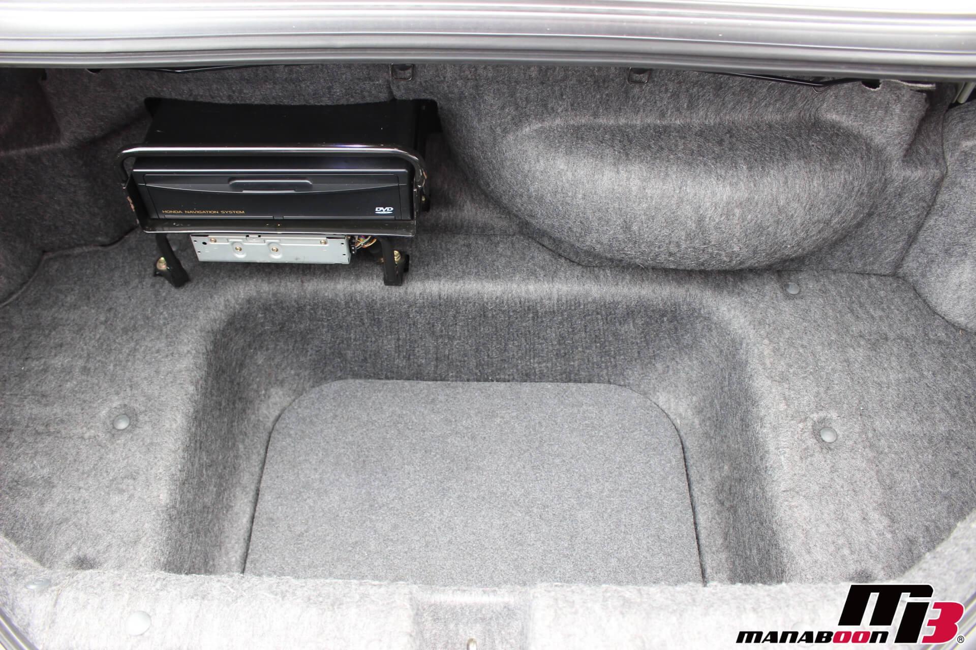S2000(AP1)トランクルーム画像