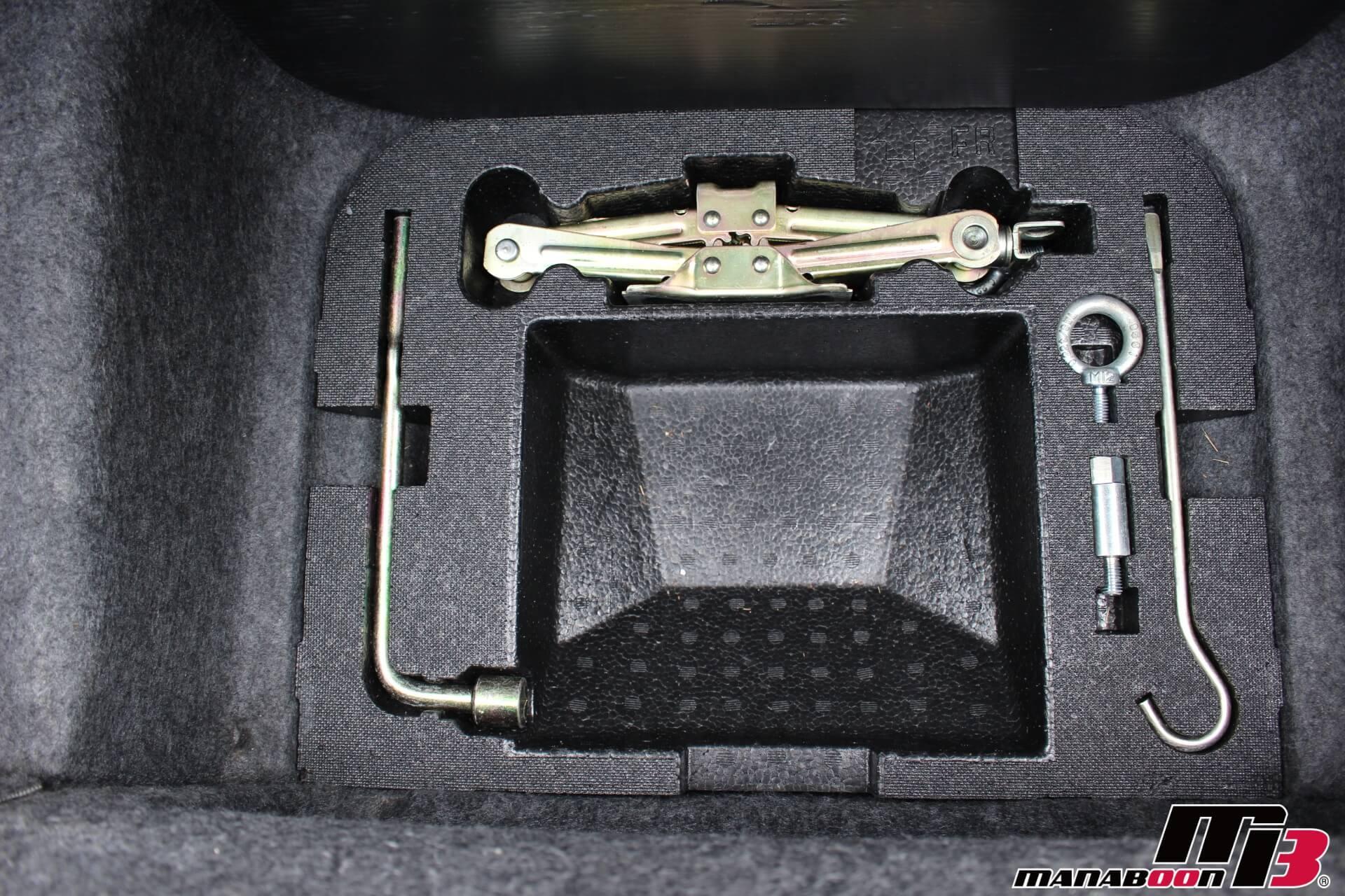S2000(AP1)車載工具画像