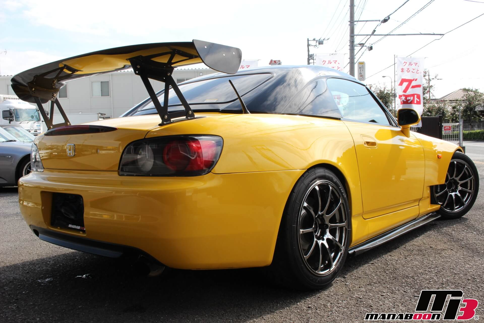 S2000 GTウィング画像