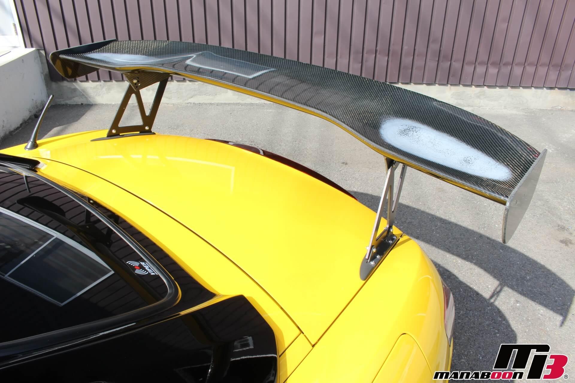 S2000 J'sracing GTウィング画像