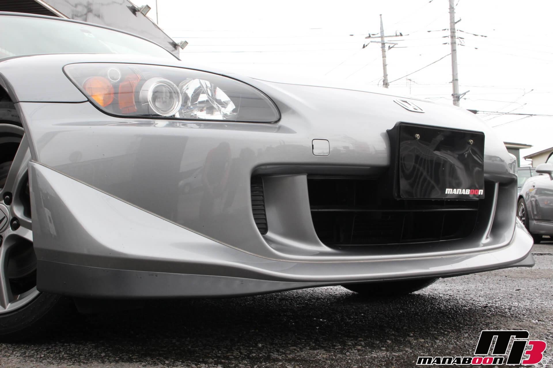 S2000タイプS シンクロシルバーメタリック画像