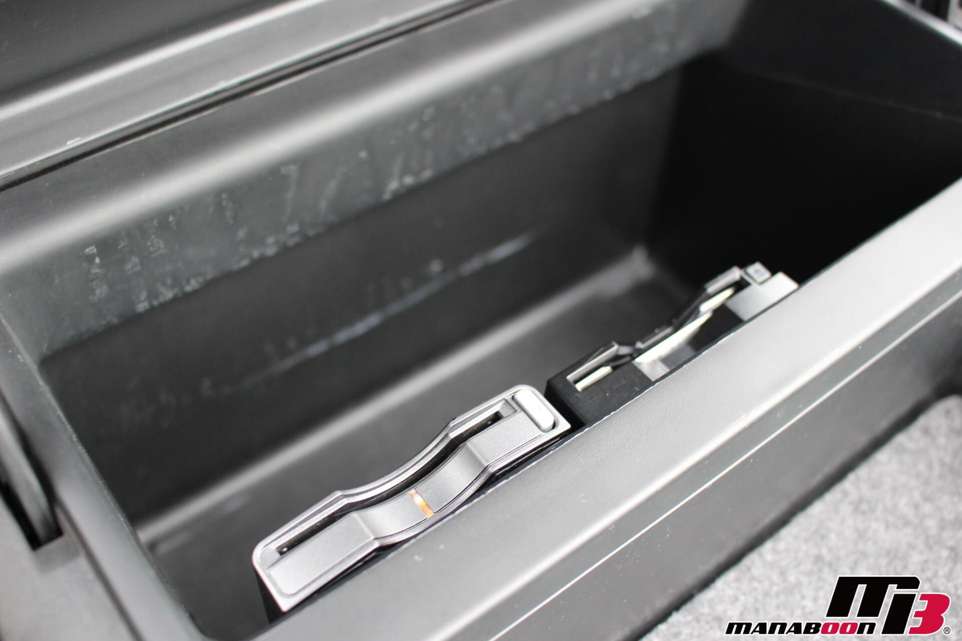S2000タイプS ETC車載器画像