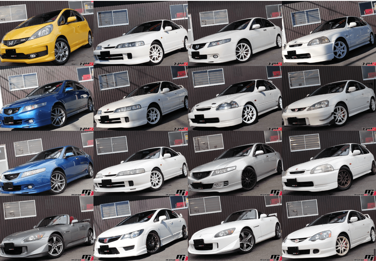 ホンダスポーツカー一覧画像