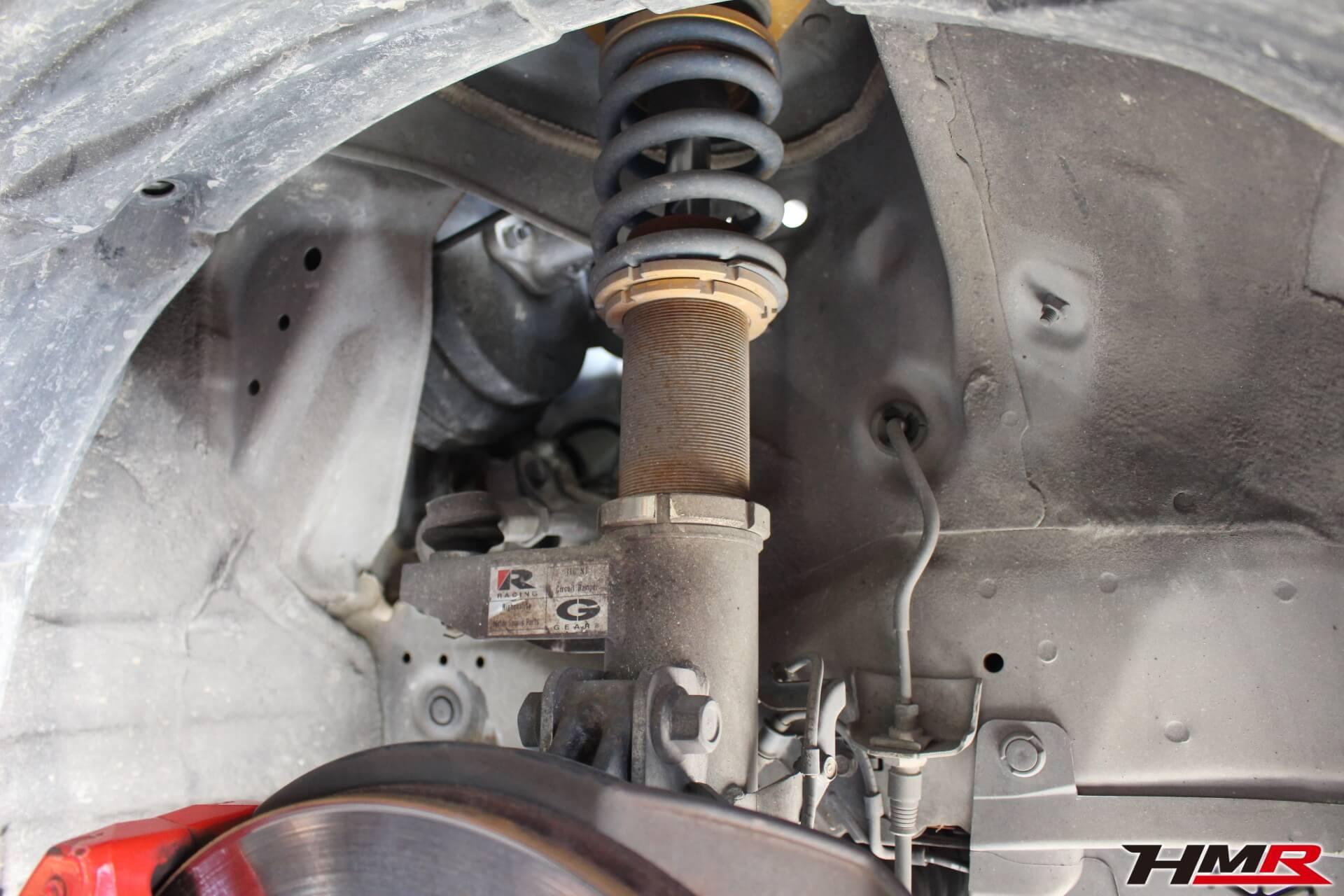 インテグラタイプR(DC5) RG車高調画像
