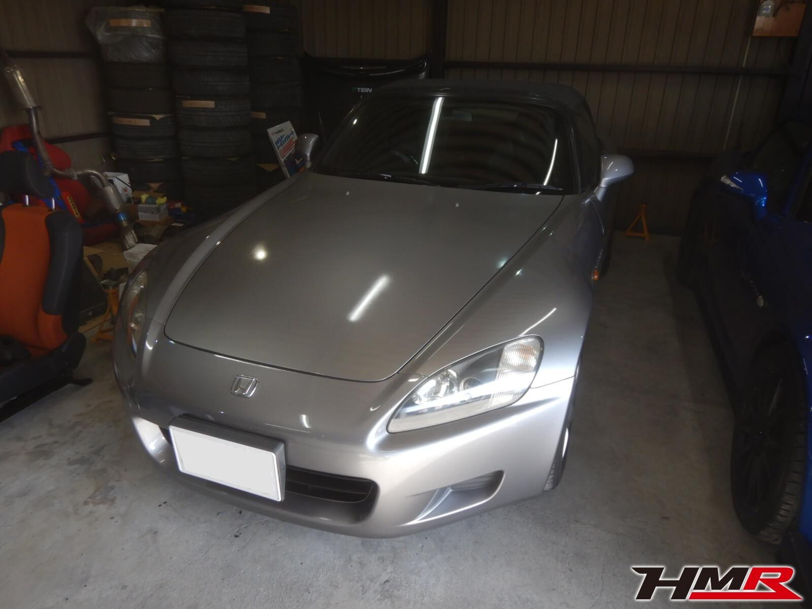 S2000(AP1)前期モデル画像