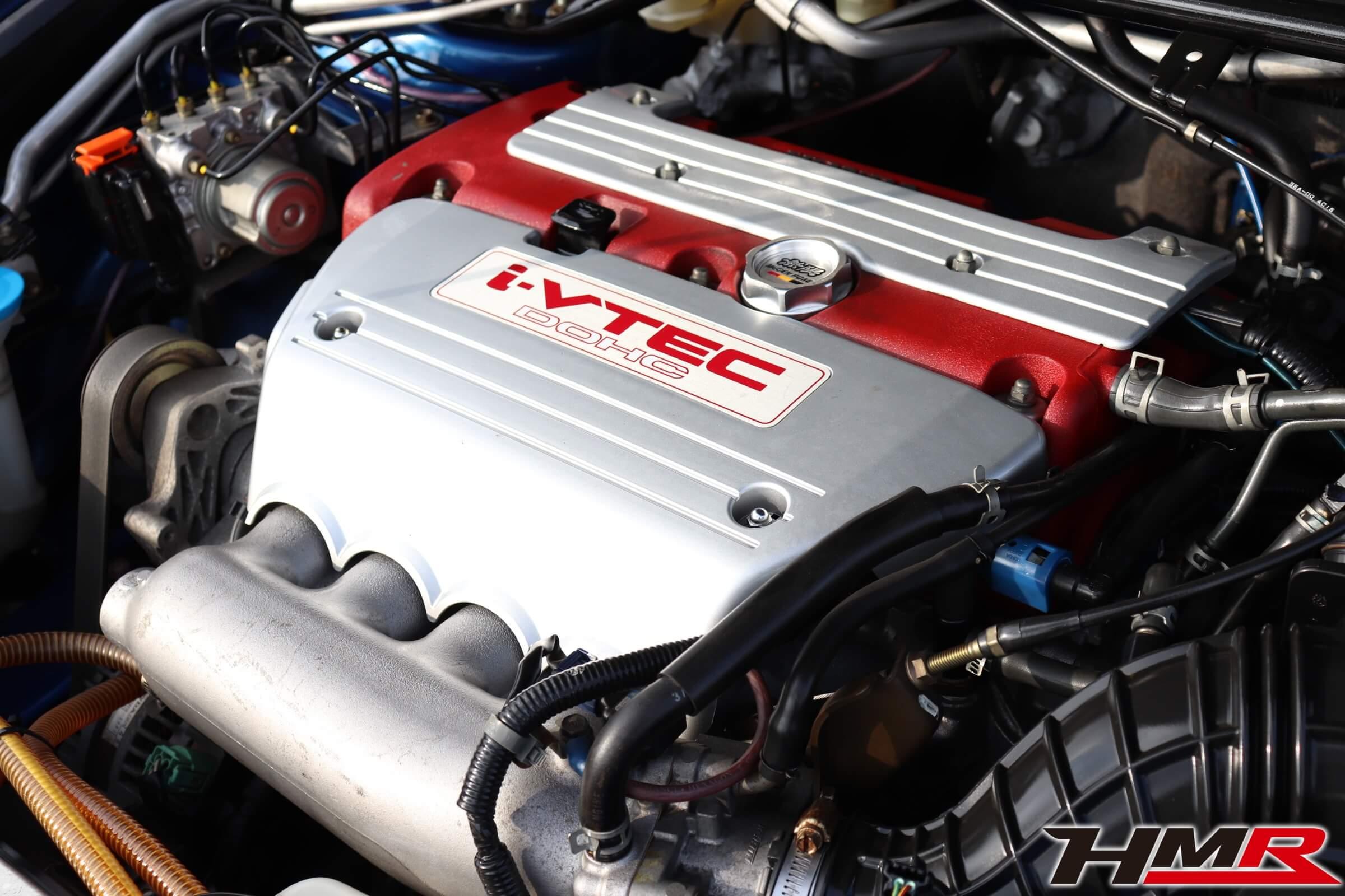 アコードユーロR(CL7) K20Aエンジン