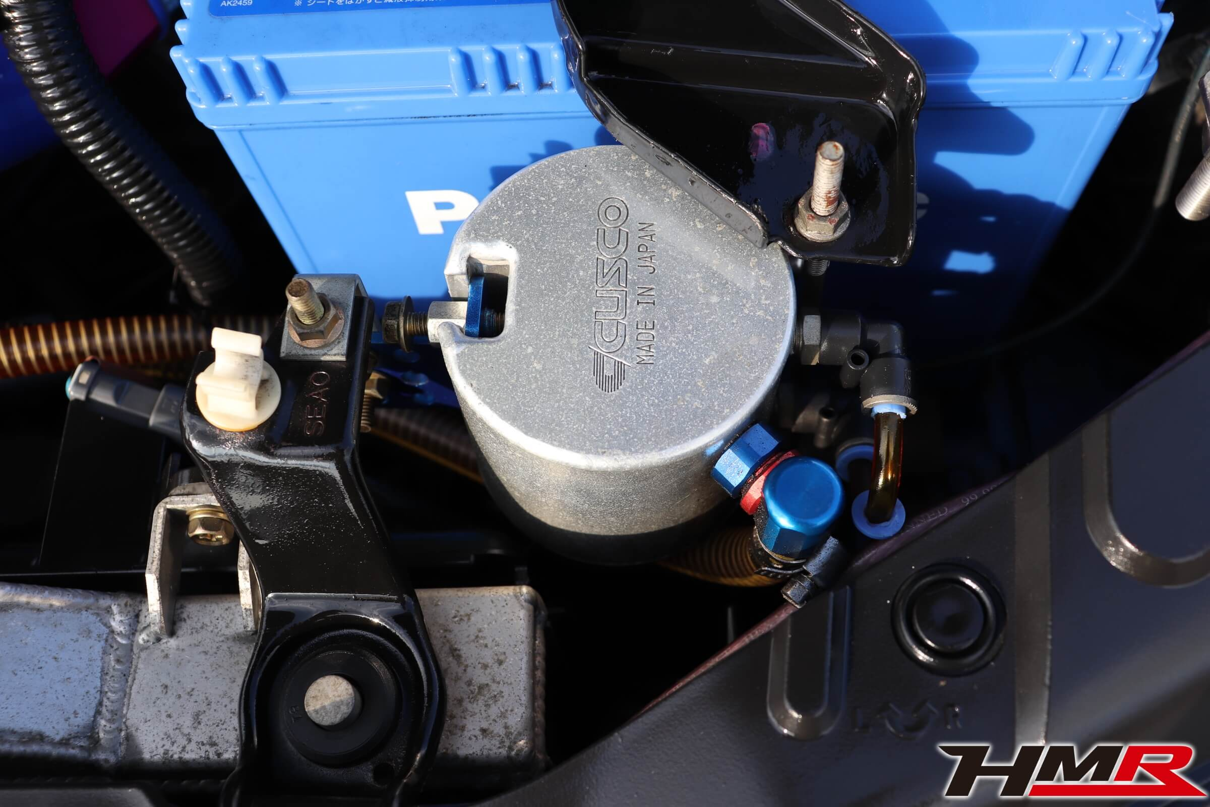アコードユーロR(CL7) クスコオイルキャッチタンク