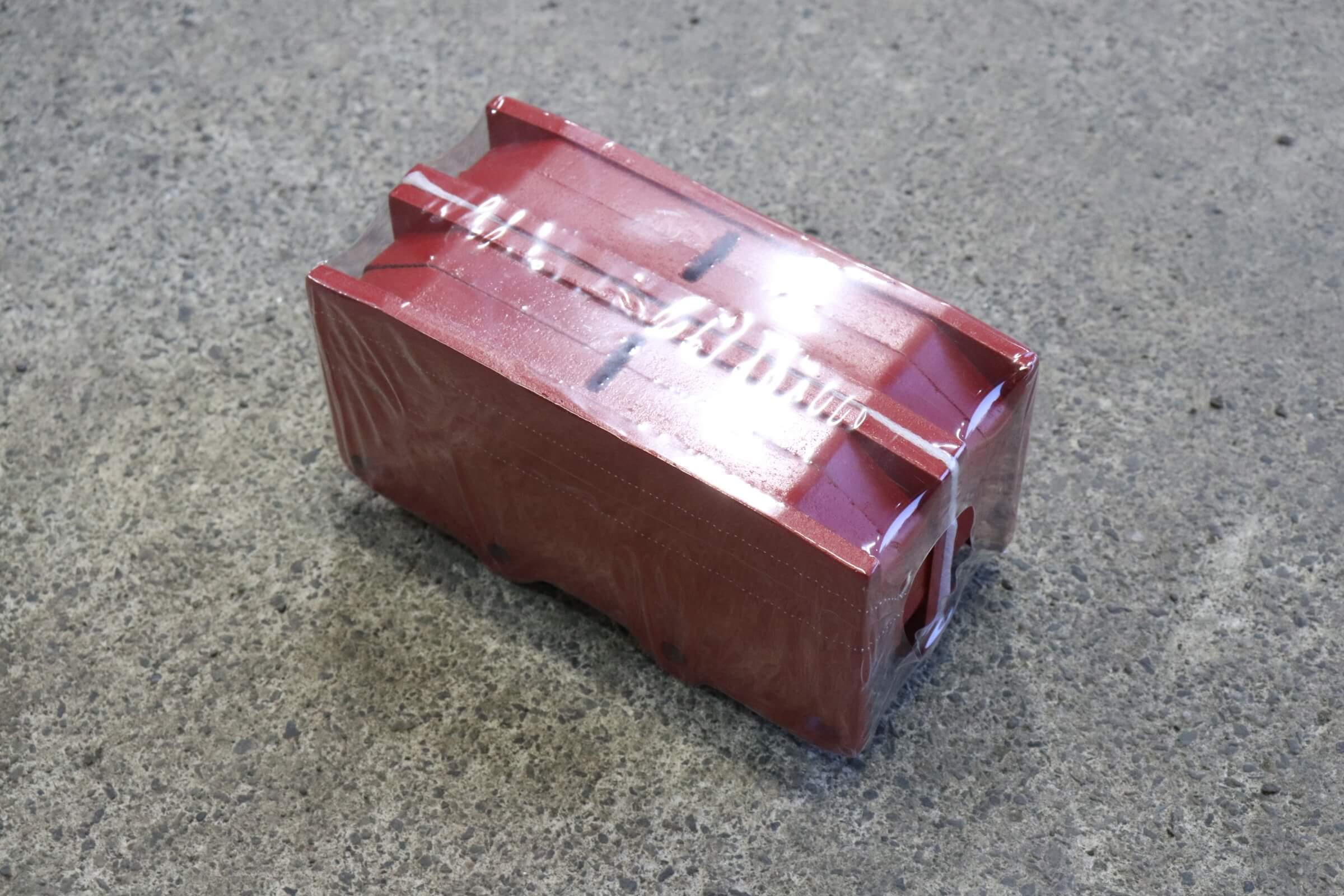HMR S2000 ブレーキパッド交換
