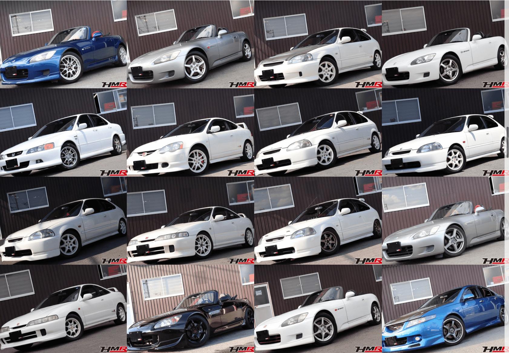ホンダスポーツカー一覧