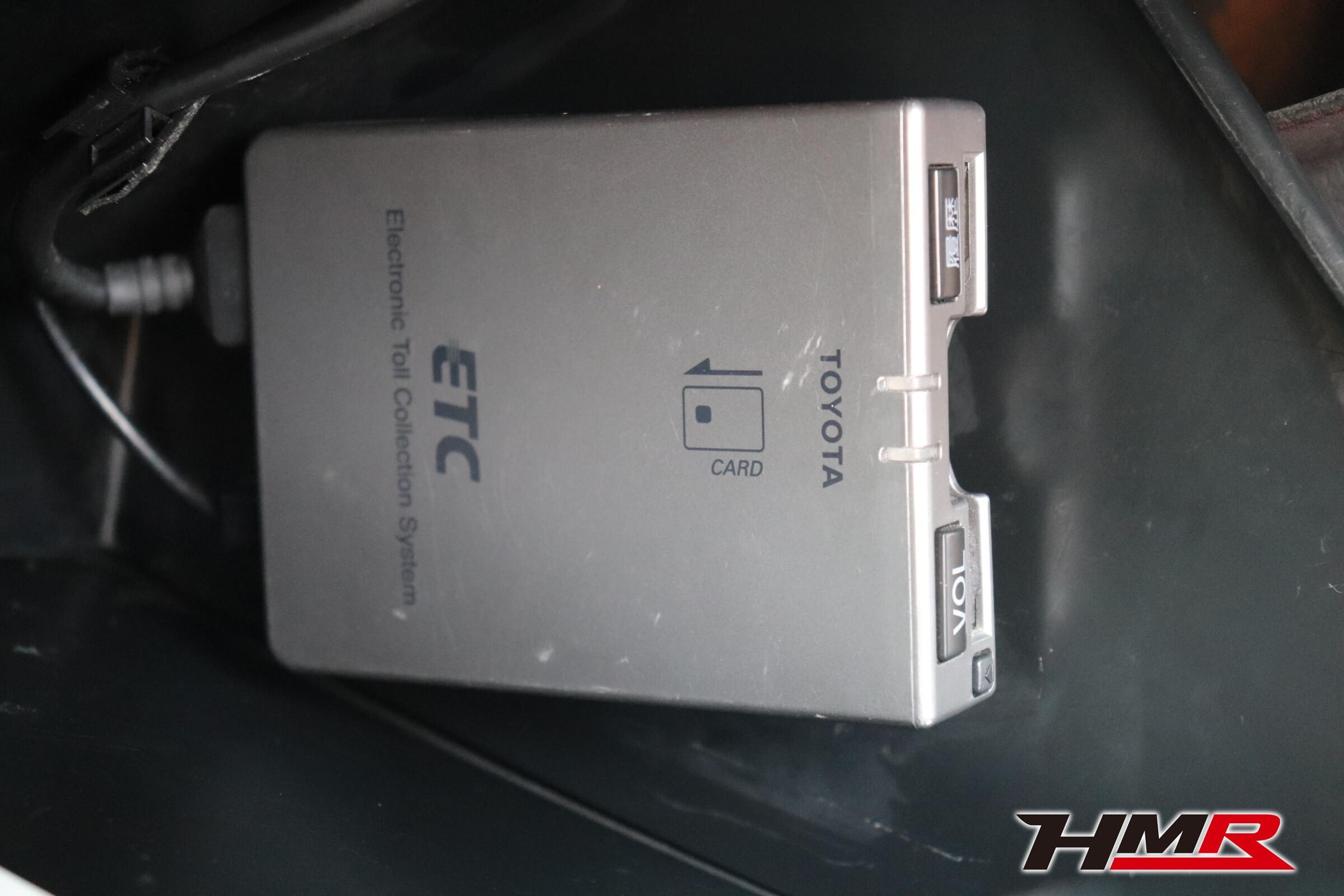 シビックタイプR・X(EK9)ETC