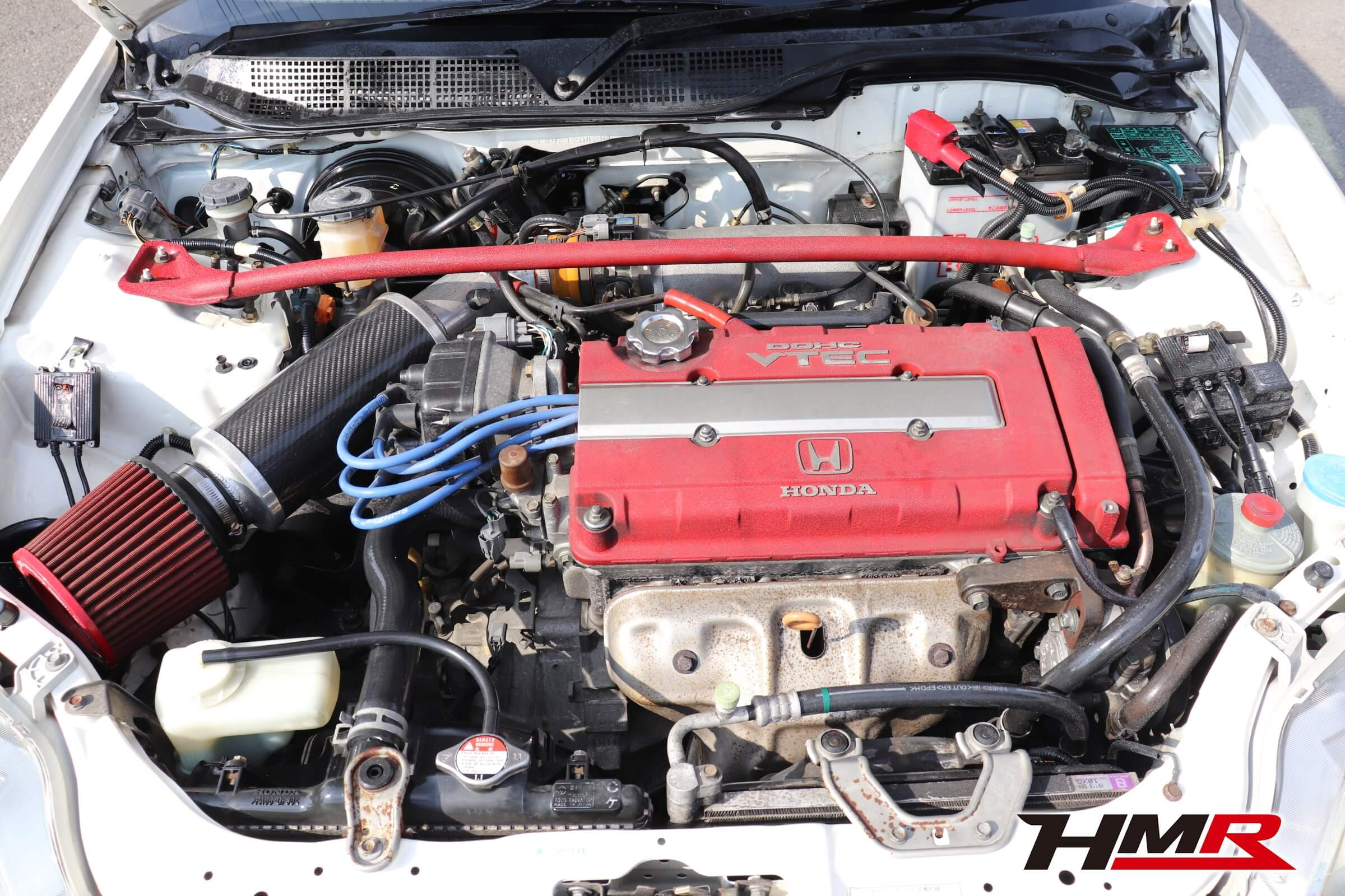 シビックタイプR・X(EK9)エンジン