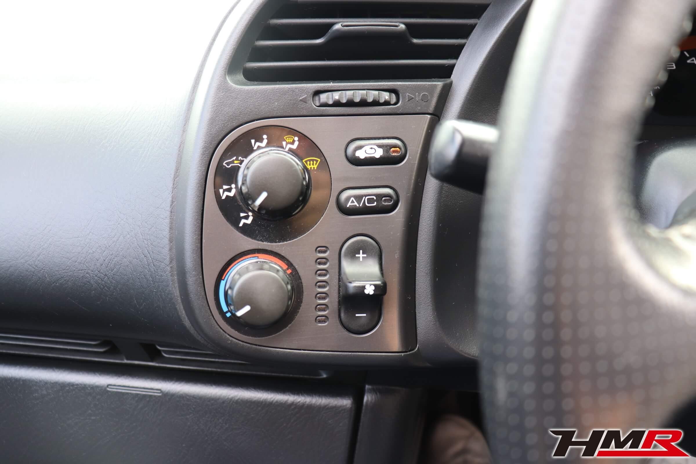 S2000(AP1)エアコンスイッチ