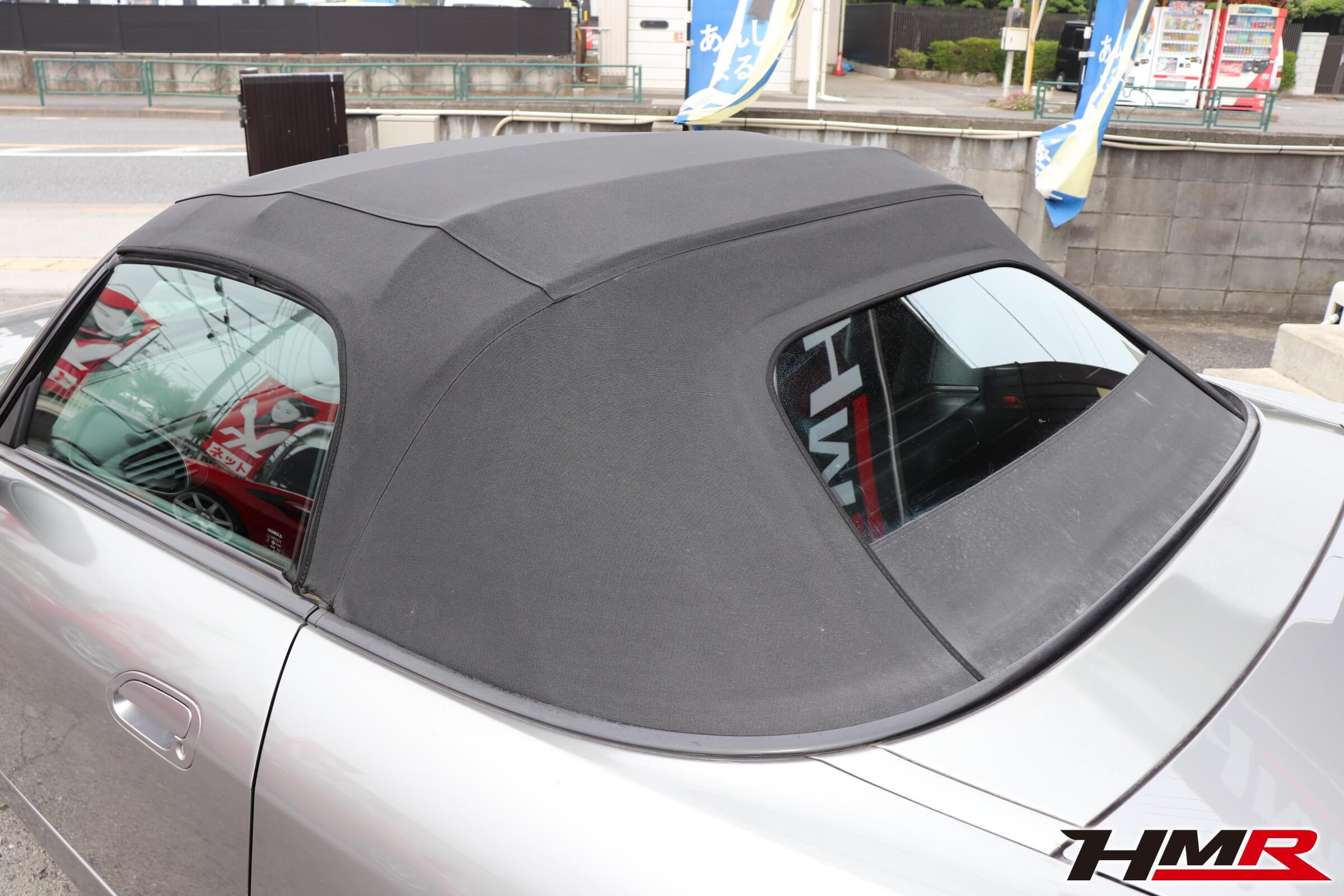 S2000(AP1)ガラス幌