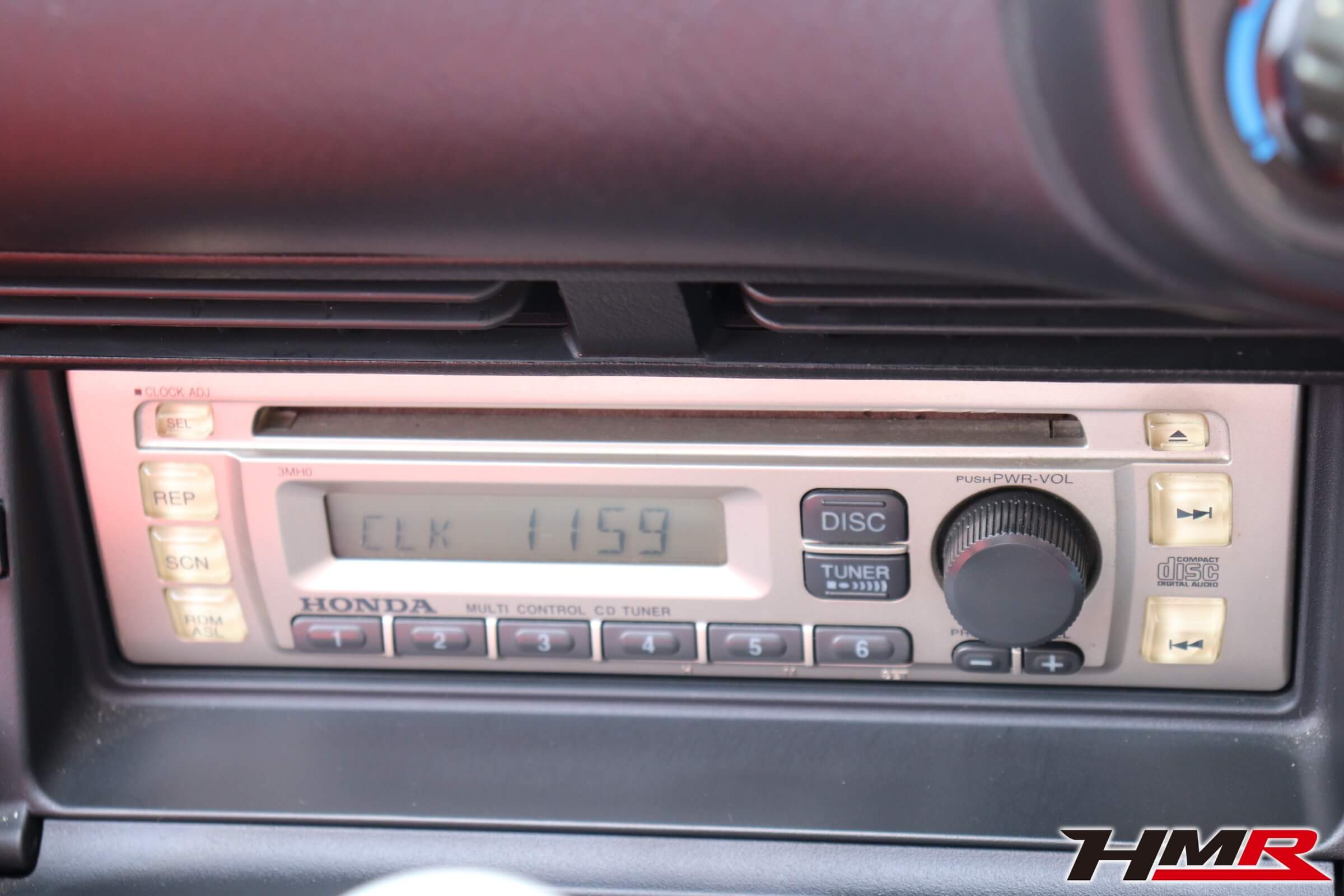 S2000(AP1)CDデッキ