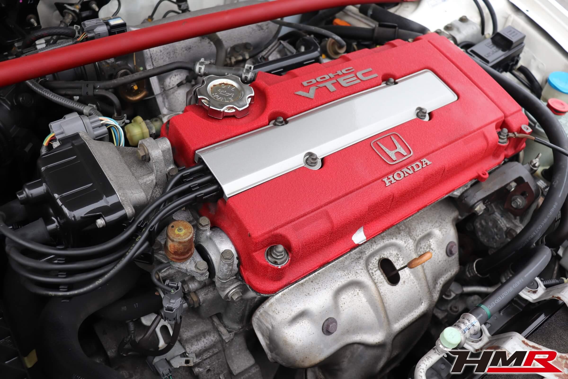 シビックタイプR・X(EK9) B16Bエンジン