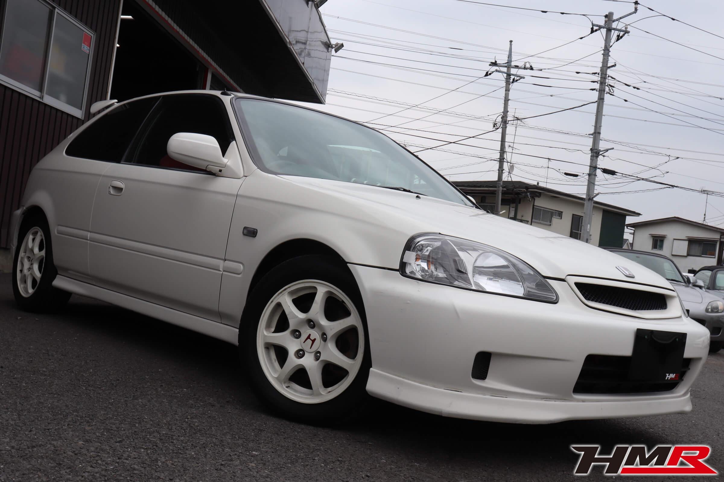 シビックタイプR・X(EK9)
