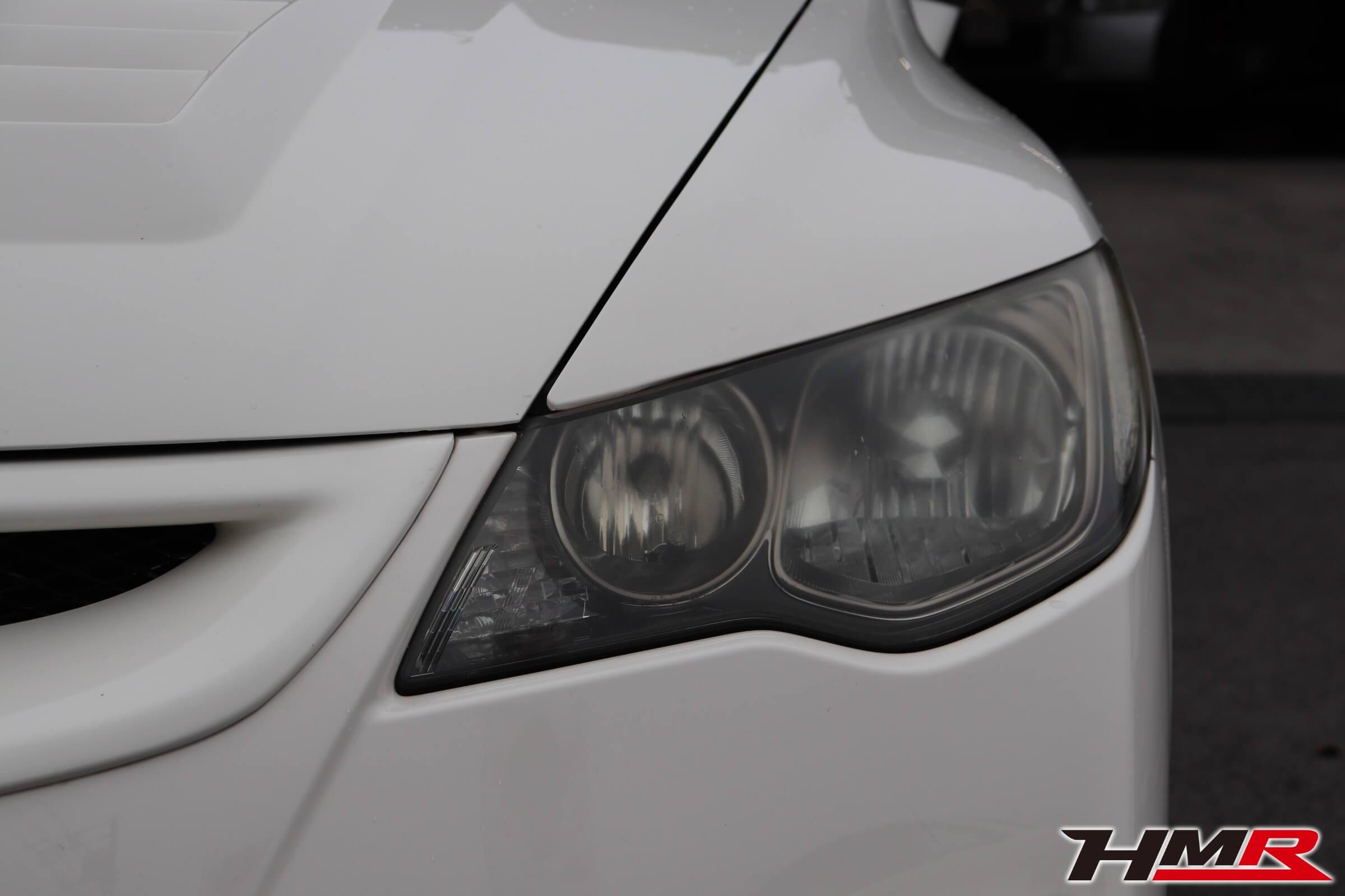 シビックタイプR(FD2)ヘッドライト