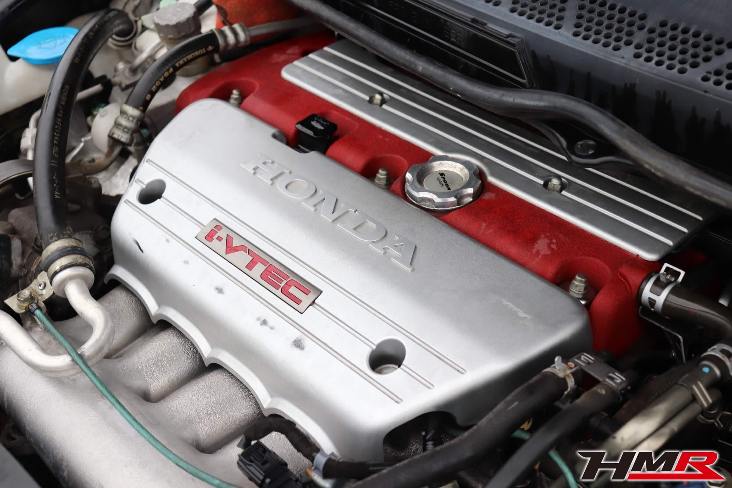 シビックタイプR(FD2)K20A