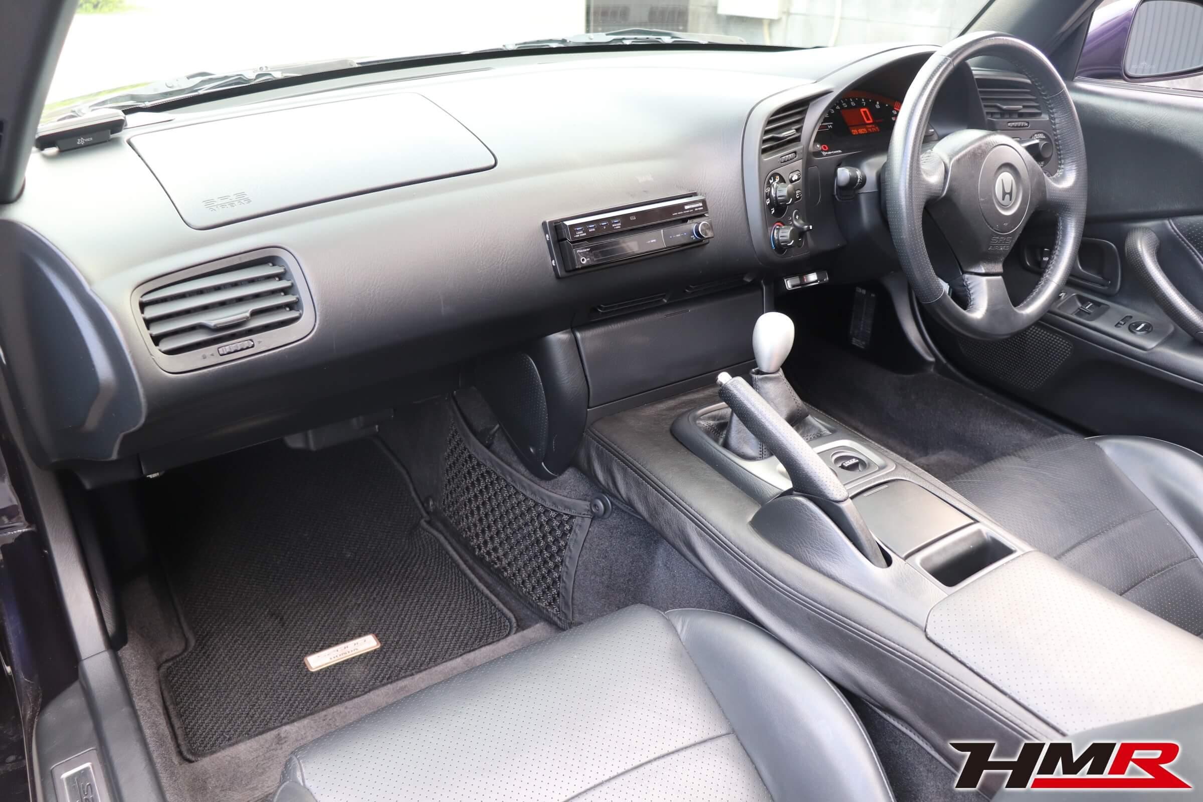 S2000(AP1)ダッシュボード