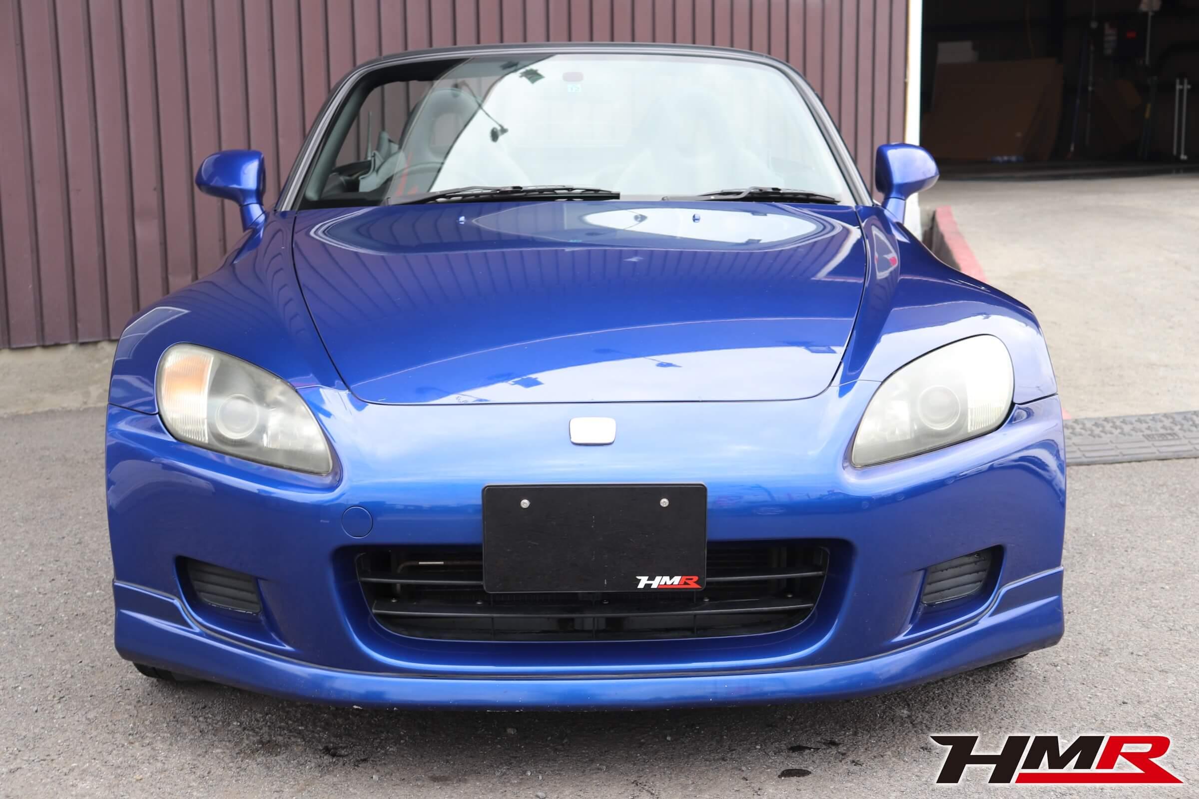S2000(AP1)モンテカルロブルー