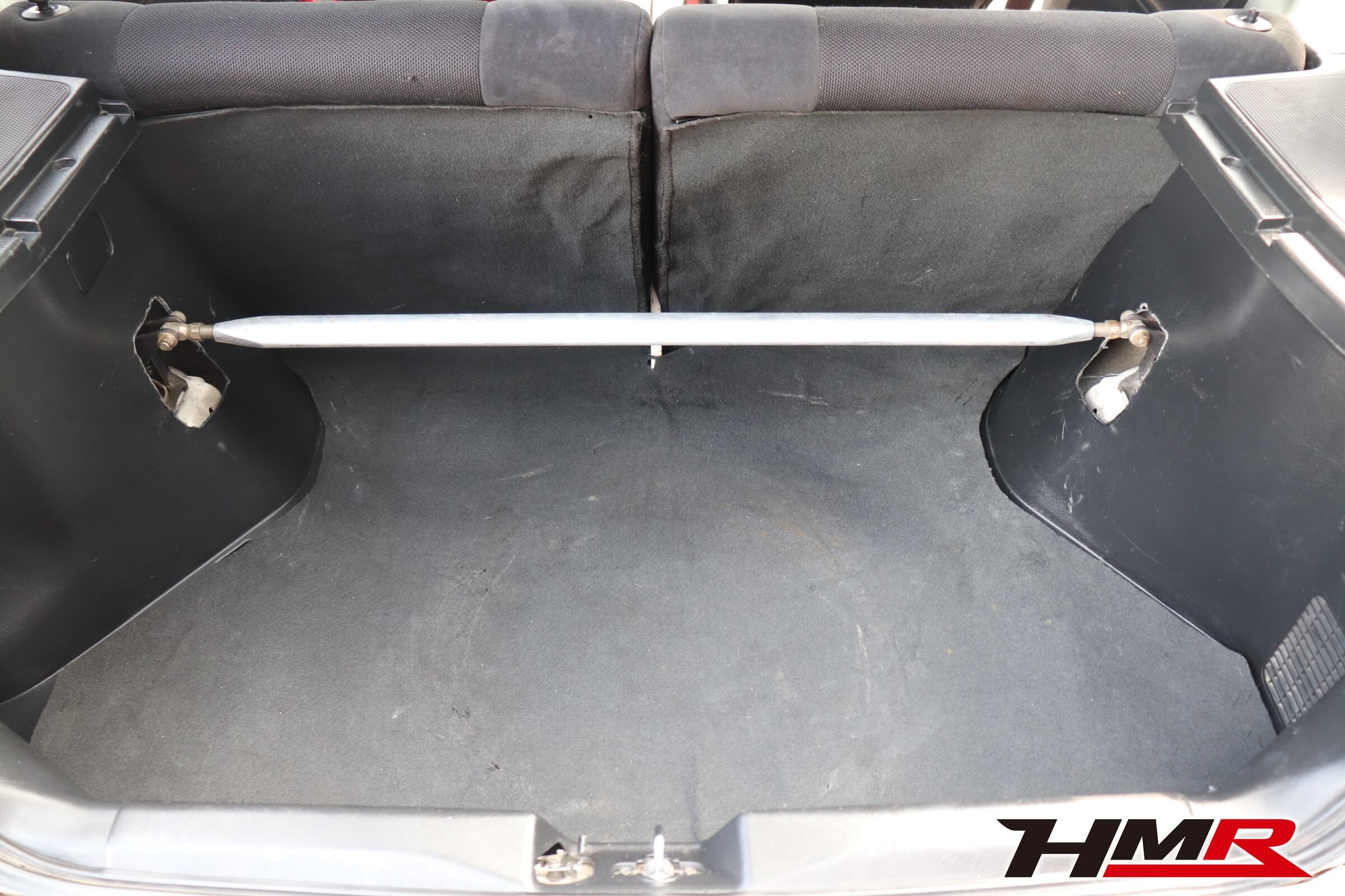 シビックタイプR(EK9)トランク