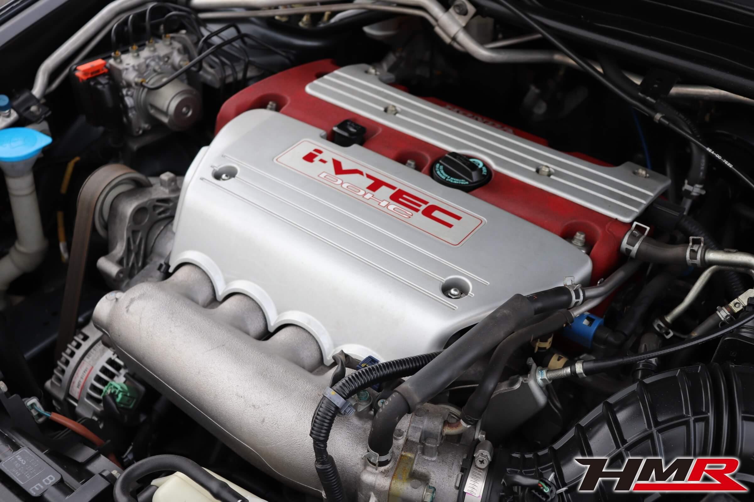 アコードユーロR(CL7)K20Aエンジン