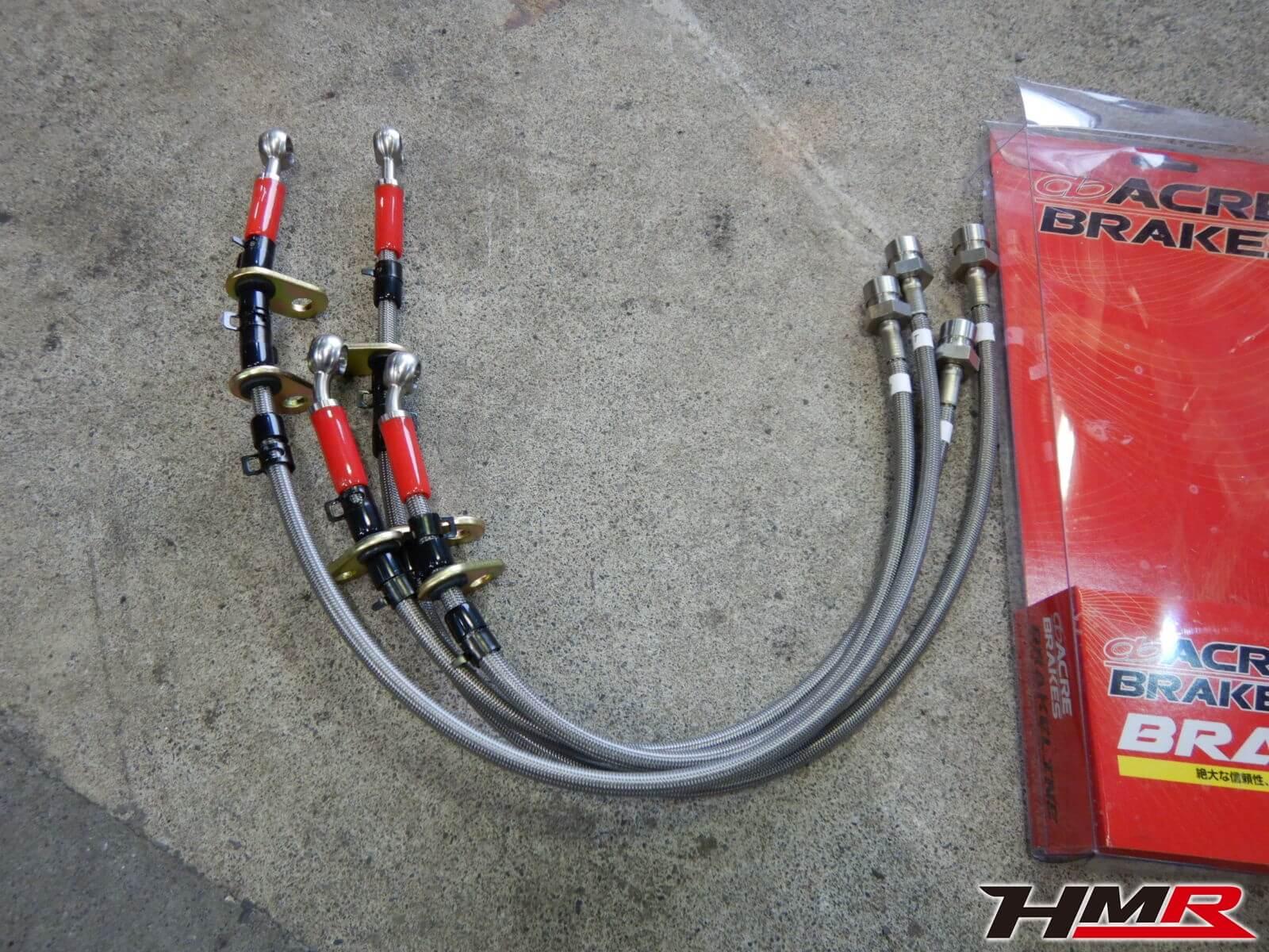 S2000 AP1 ブレーキオーバーホール